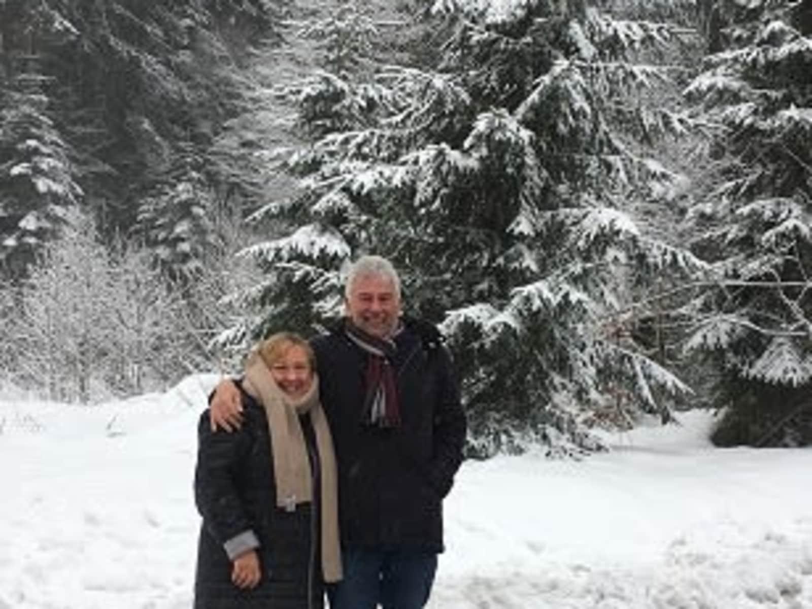 Carol & Paul from Adelaide, South Australia, Australia