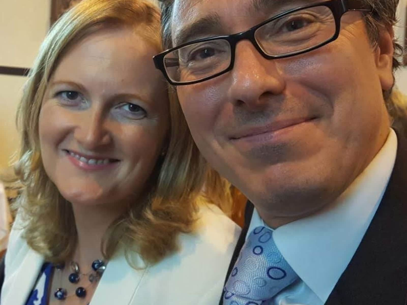 Ann & Carlos from Westport, Ireland