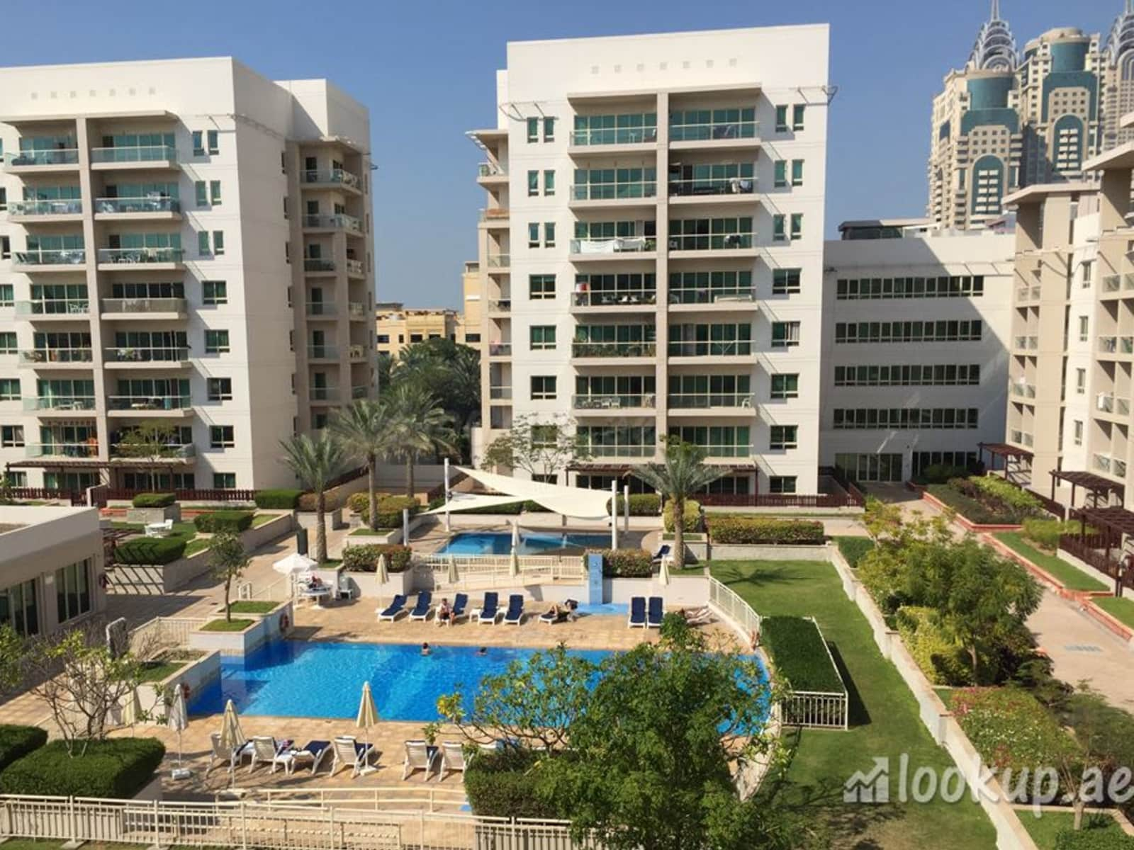 Housesitting assignment in The Greens, United Arab Emirates