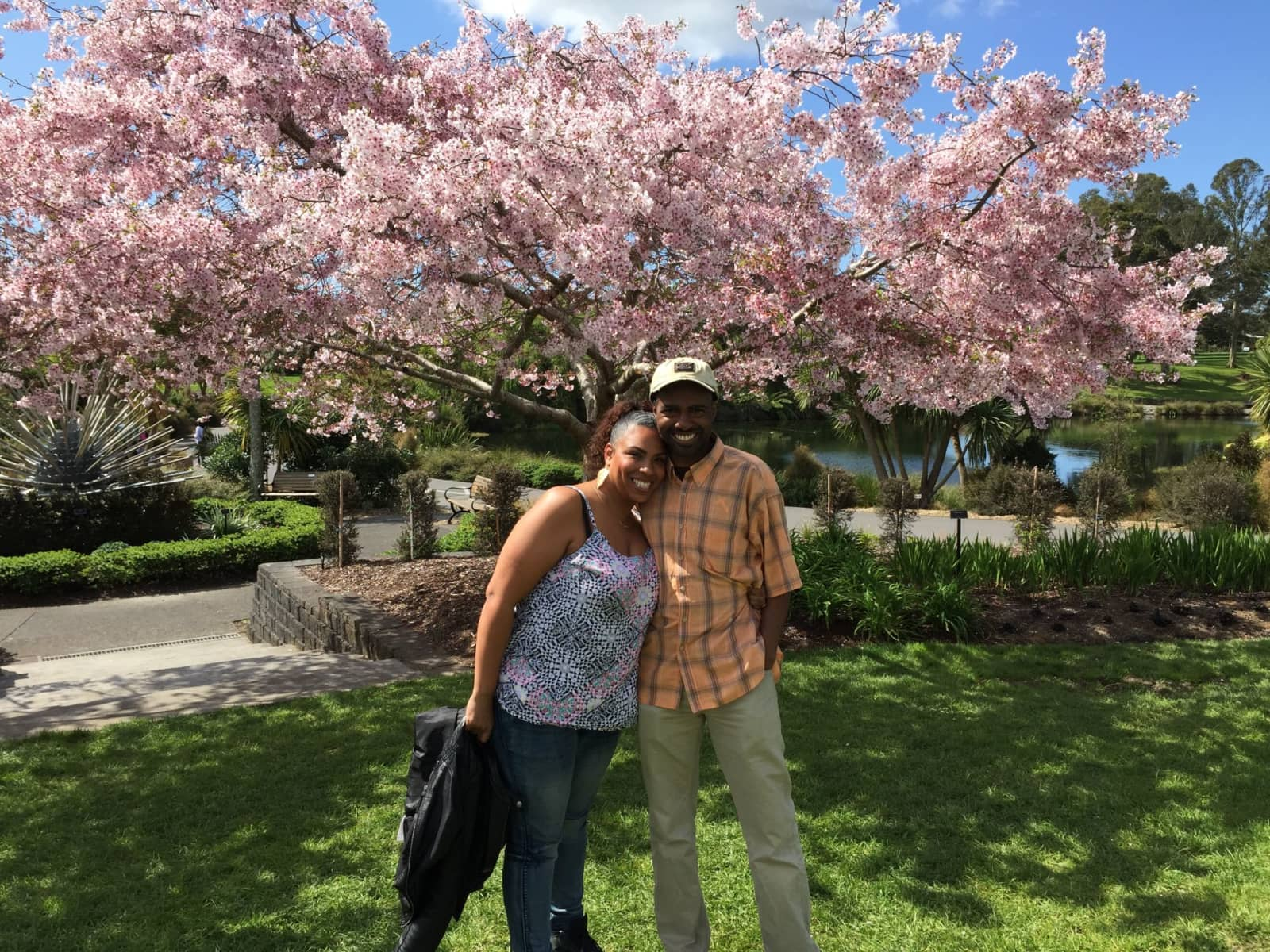 Ira & Shirelle from Auckland, New Zealand