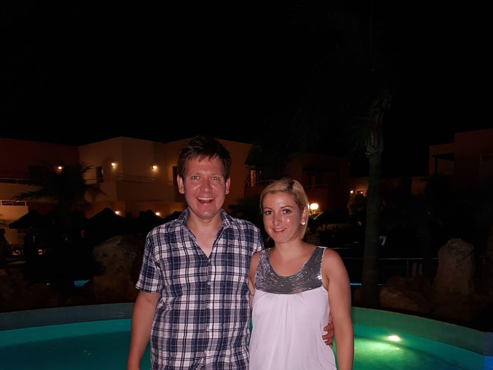 Michael & Bettina from Paderborn, Germany