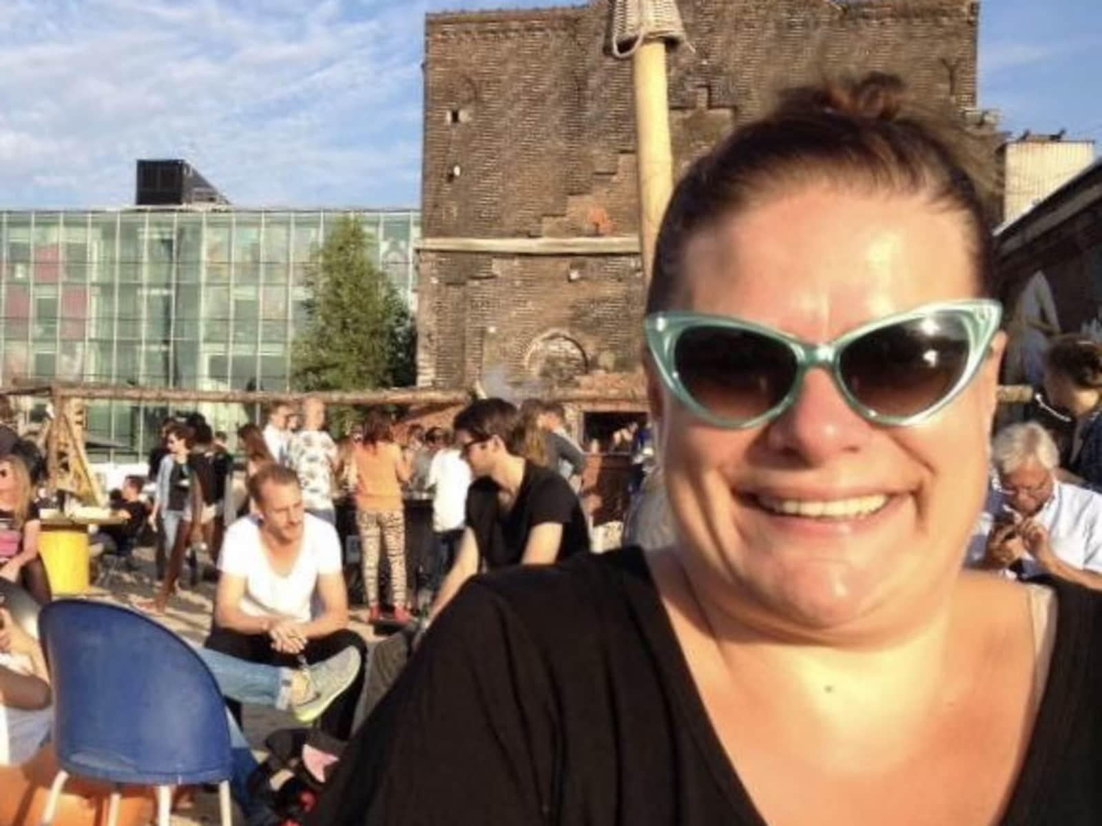 Paula from Amsterdam, Netherlands