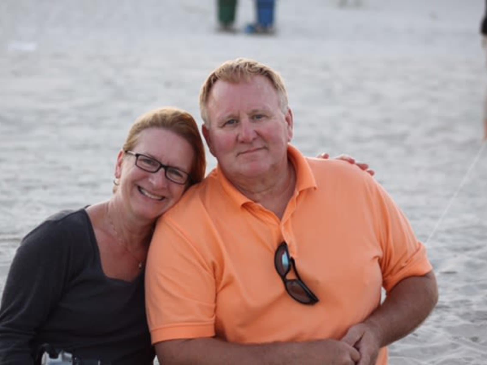 Lynn & Mark from Charleston, South Carolina, United States