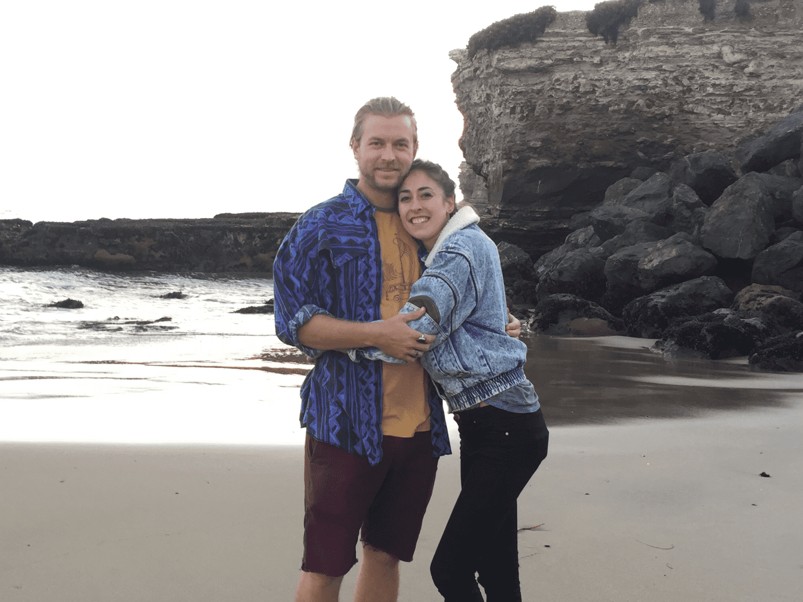Nick & Becca from San Francisco, California, United States
