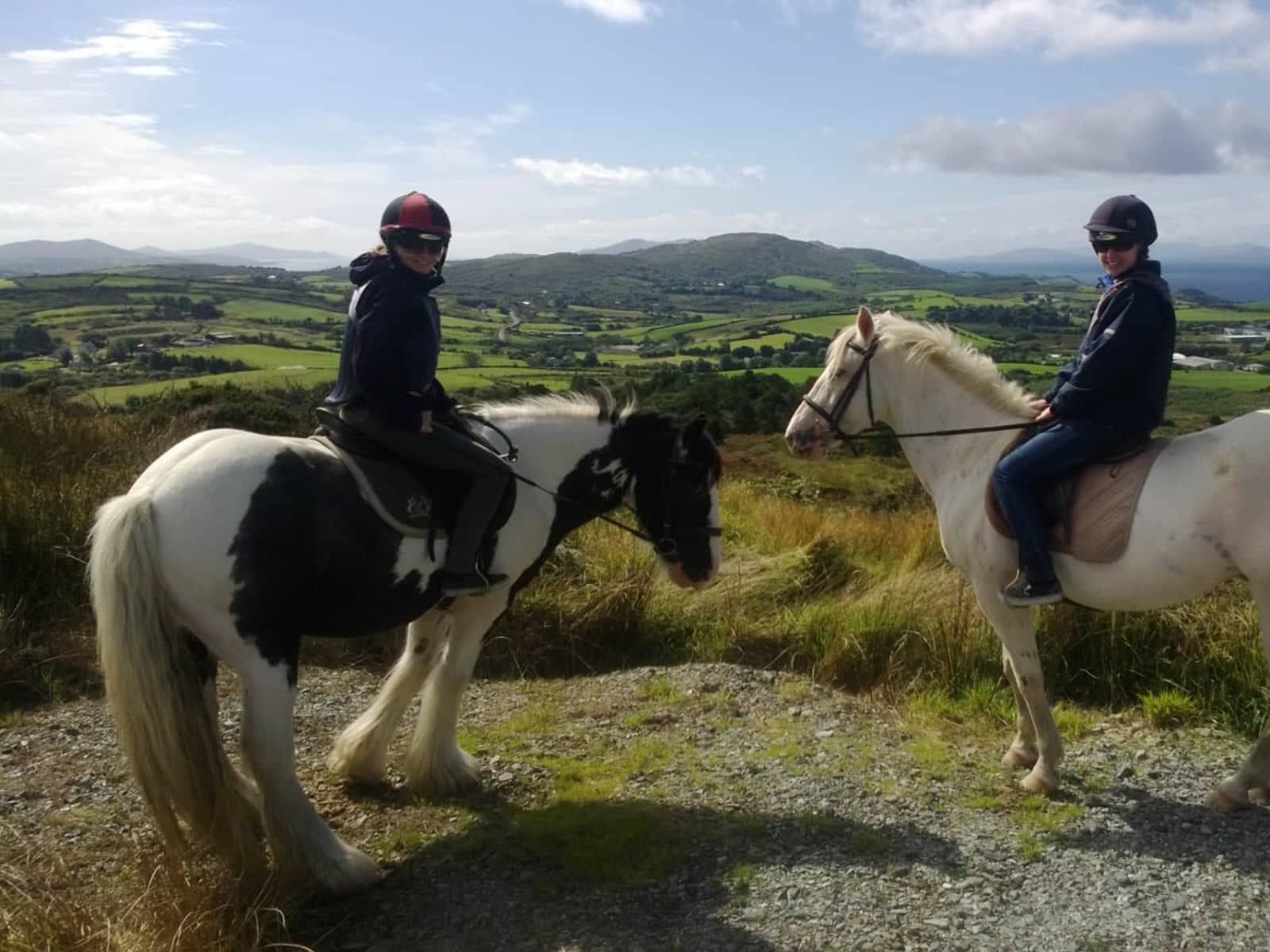 5* reviews - natalie & eva & Eva from Westport, Ireland