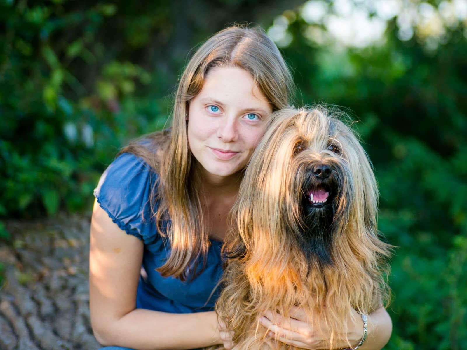 Stephanie from Emmendingen, Germany
