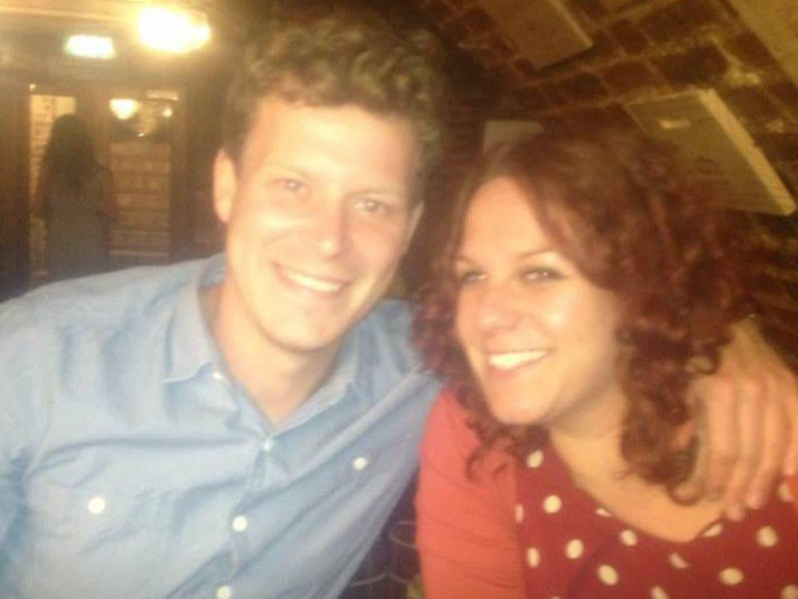 Helen & Matt from York, United Kingdom