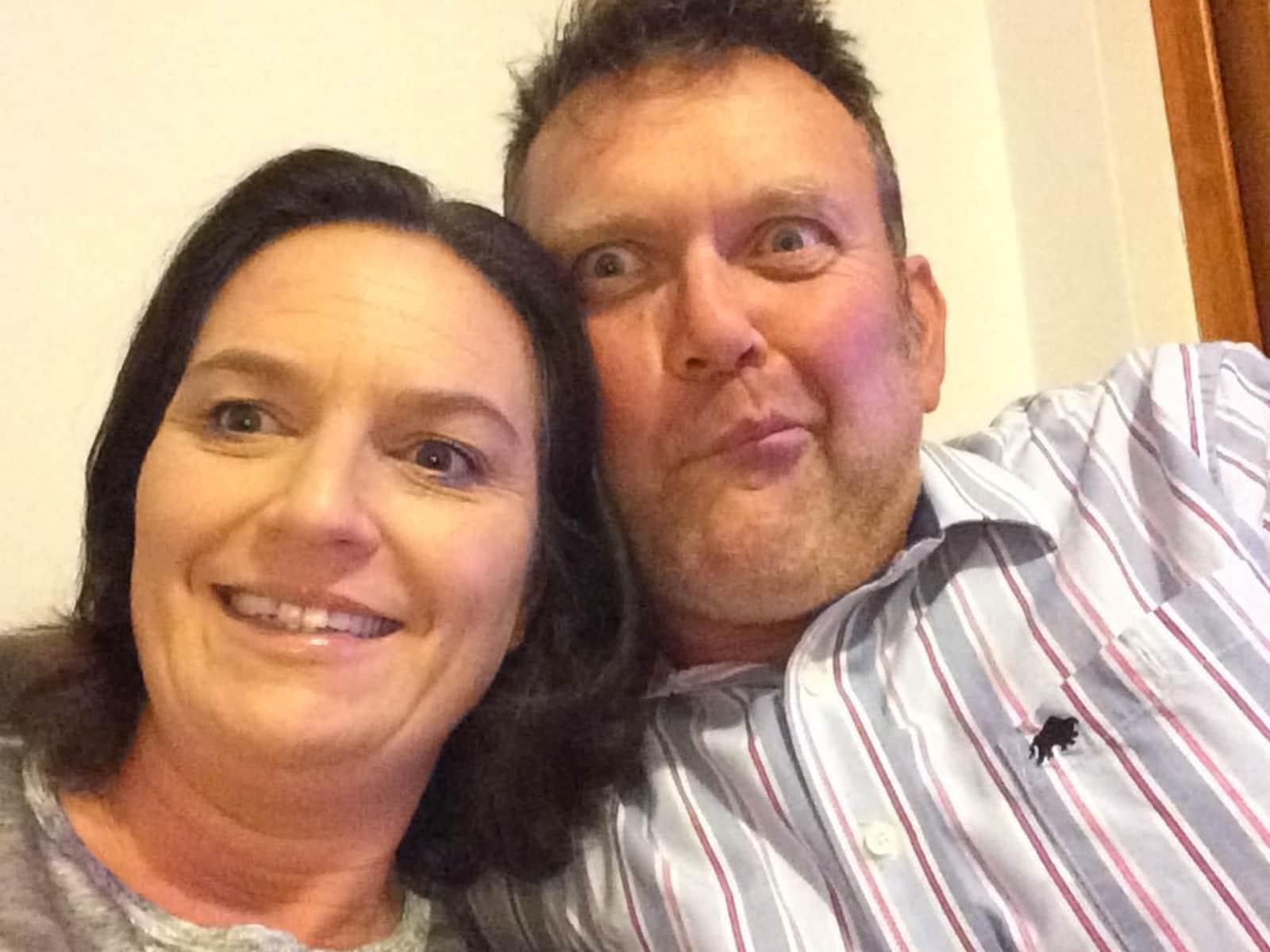 Edwina & Ross from Birmingham, United Kingdom