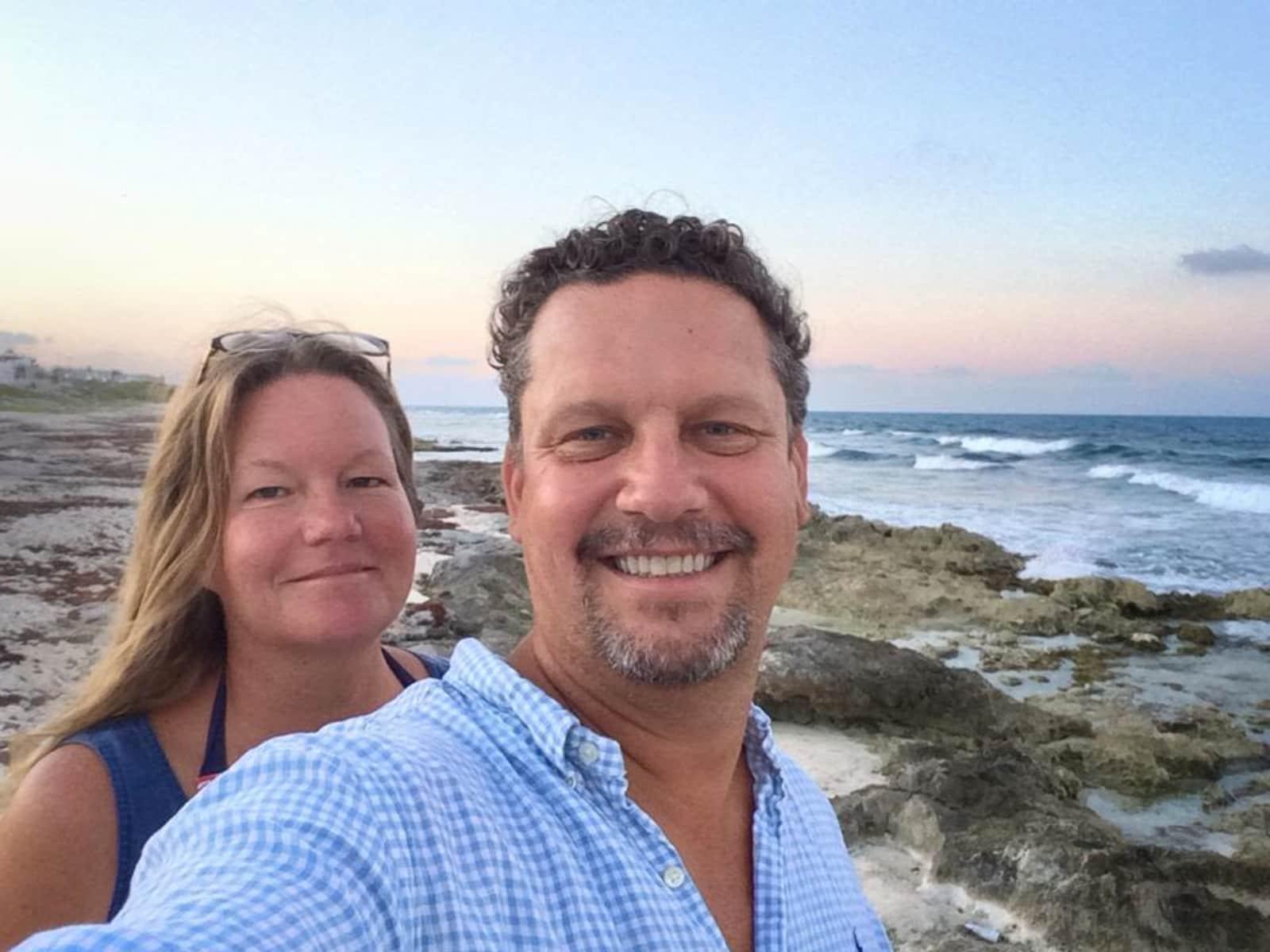 Diane & David from Ancona, Italy