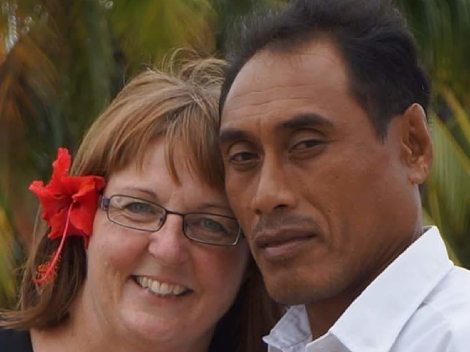 Maureen & Robert from Hamilton, New Zealand