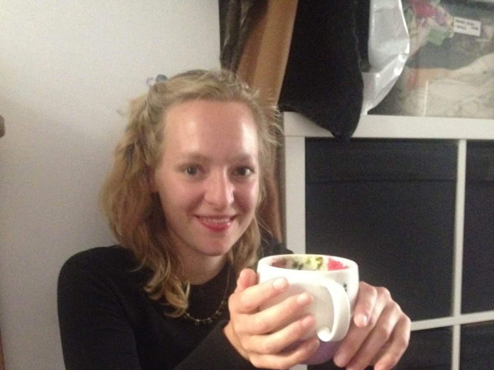 Fiona from Cardiff, United Kingdom
