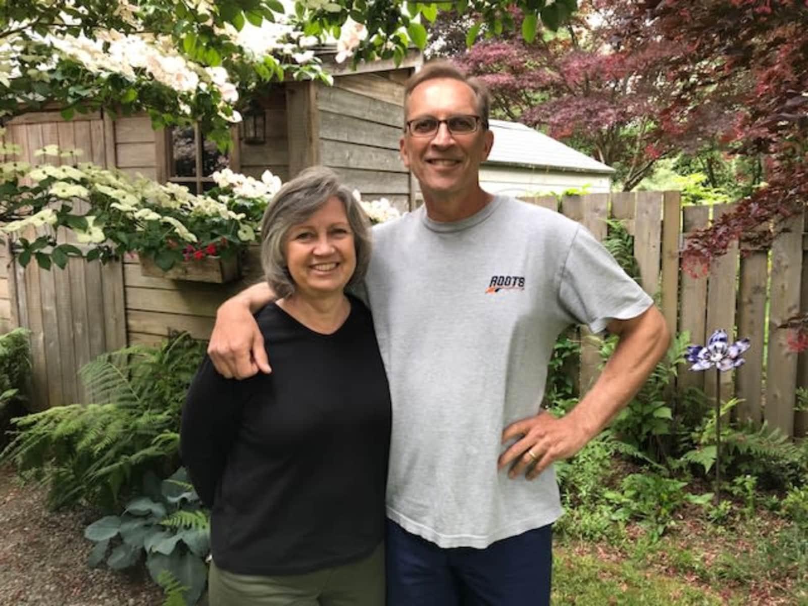 Tyrus & Jane from Penticton, British Columbia, Canada