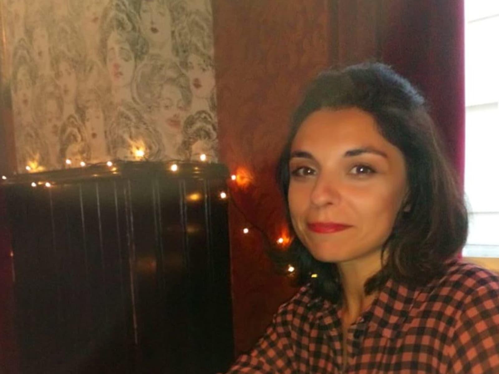 Ivana from Hove, United Kingdom