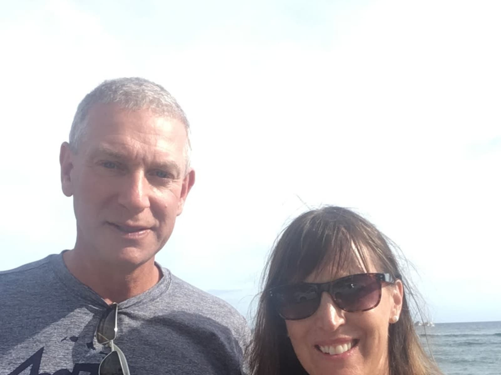 Karen & Claude from Calgary, Alberta, Canada