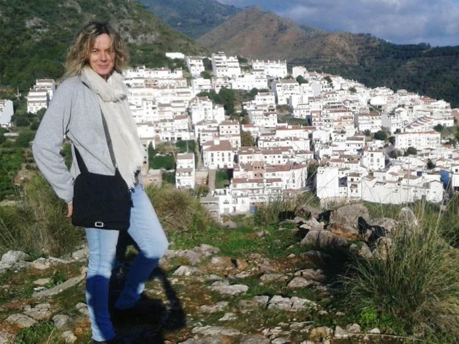 Astrid from Málaga, Spain