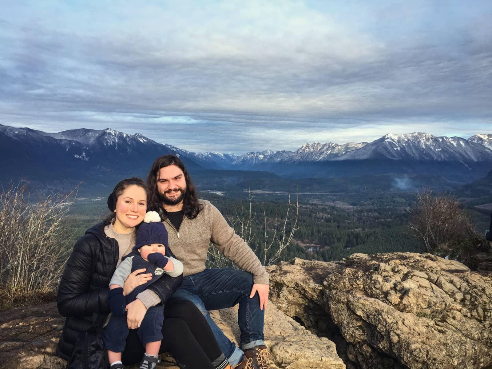 Hannah & Anthony from Seattle, Washington, United States