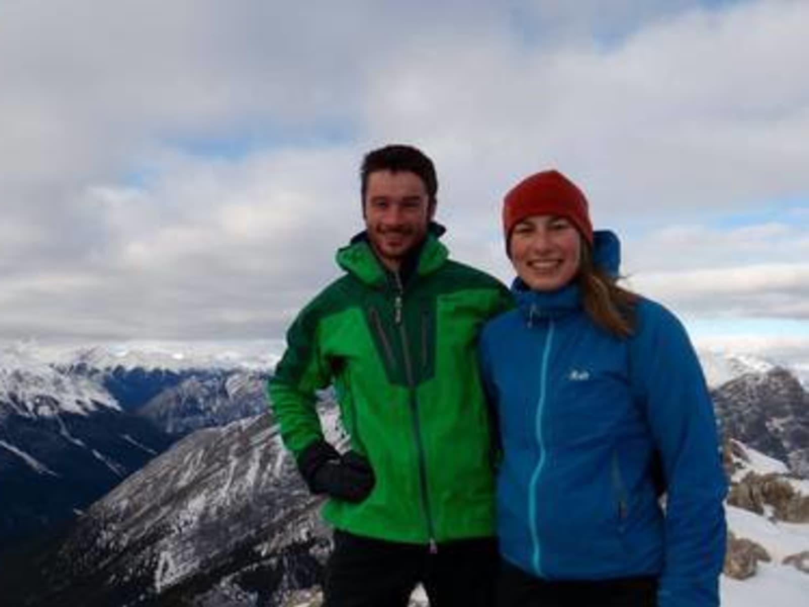 Maria & Neil from Squamish, British Columbia, Canada