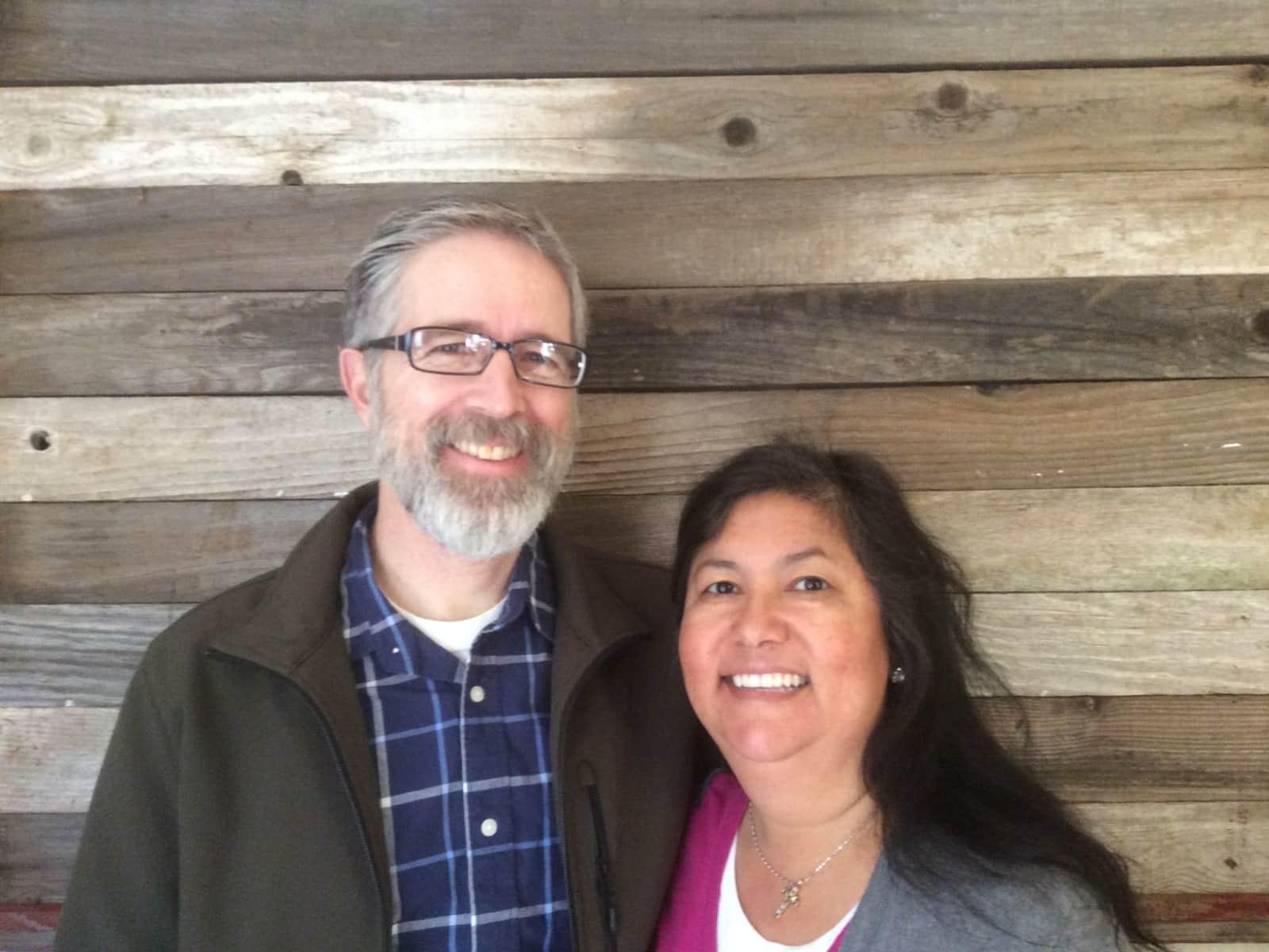 Richard & Maricela from Pleasanton, California, United States
