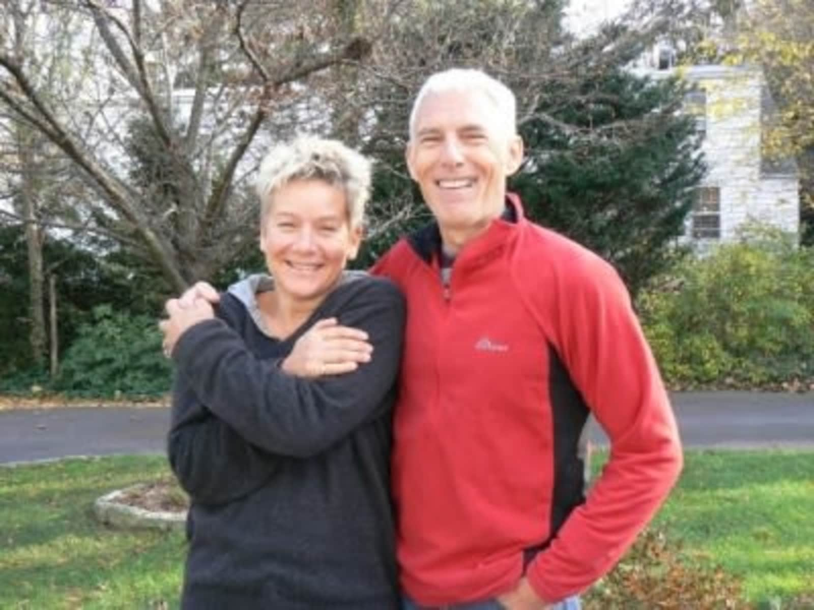 Kristine & Geoff from Sydney, New South Wales, Australia