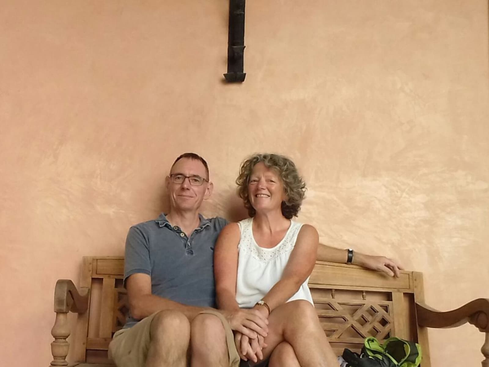 Helen & Andy from Cardiff, United Kingdom