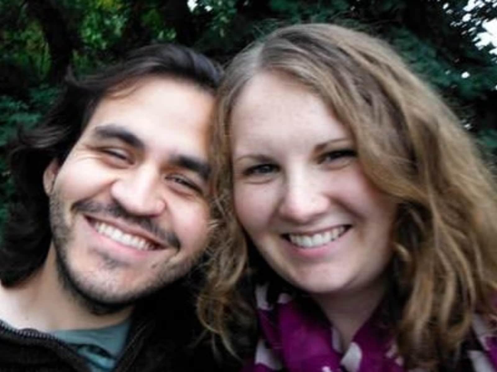 Melanie & Steven from Plymouth, United Kingdom