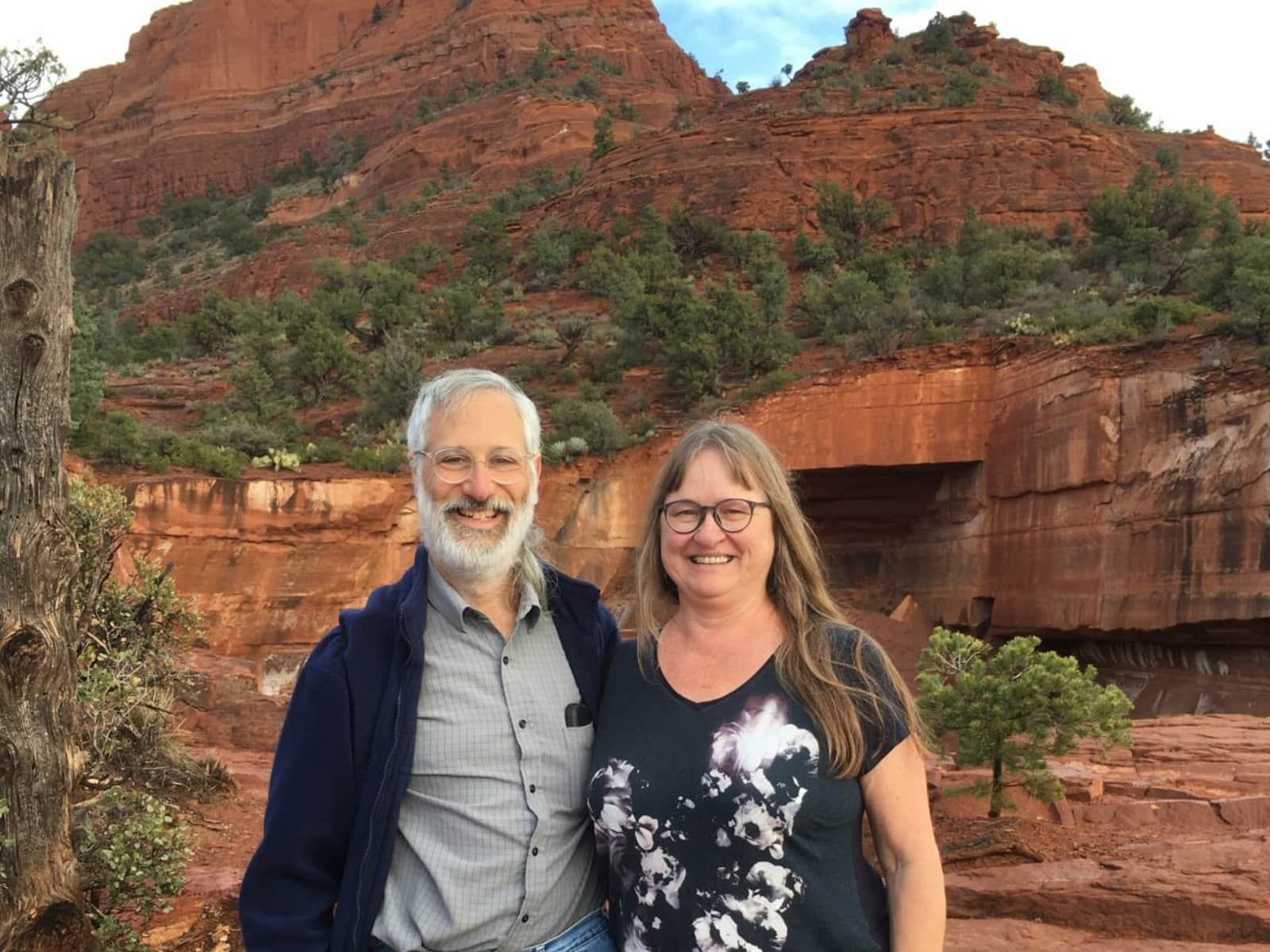 Katherine & Barry from Warrenville, Illinois, United States