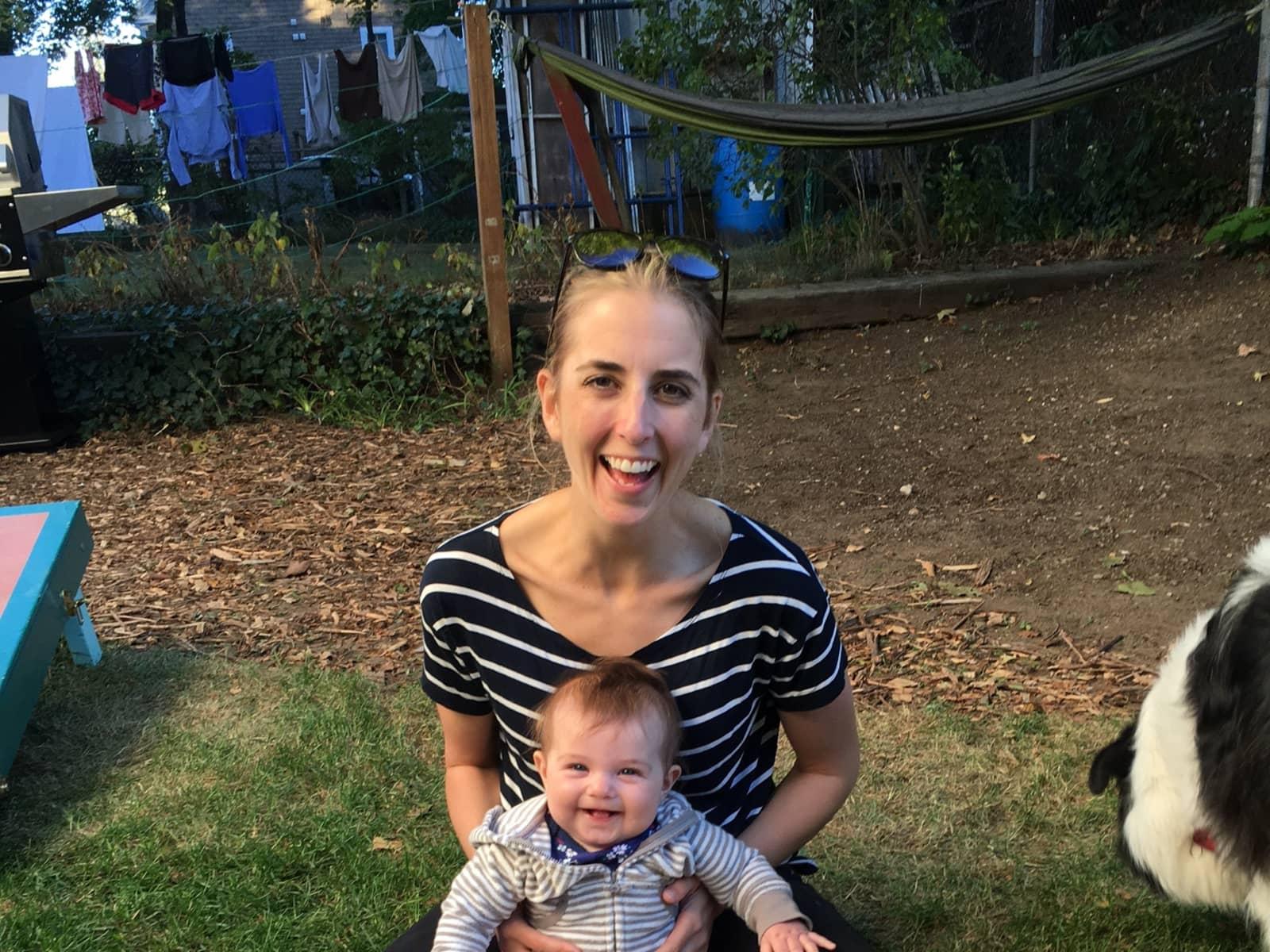 Carol anne & Michael from Gloucester, Massachusetts, United States
