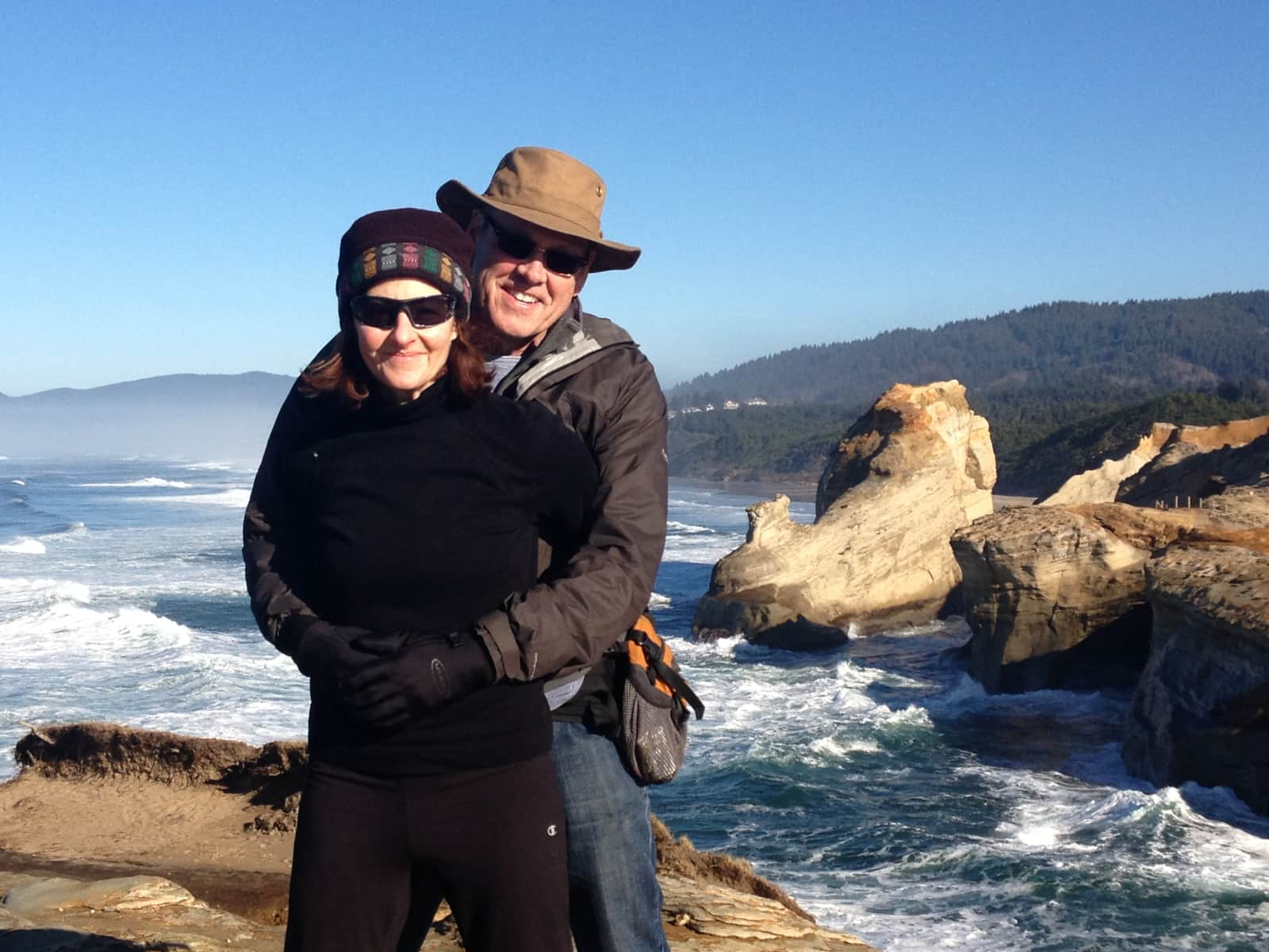 Meryl & Scott from Portland, Oregon, United States