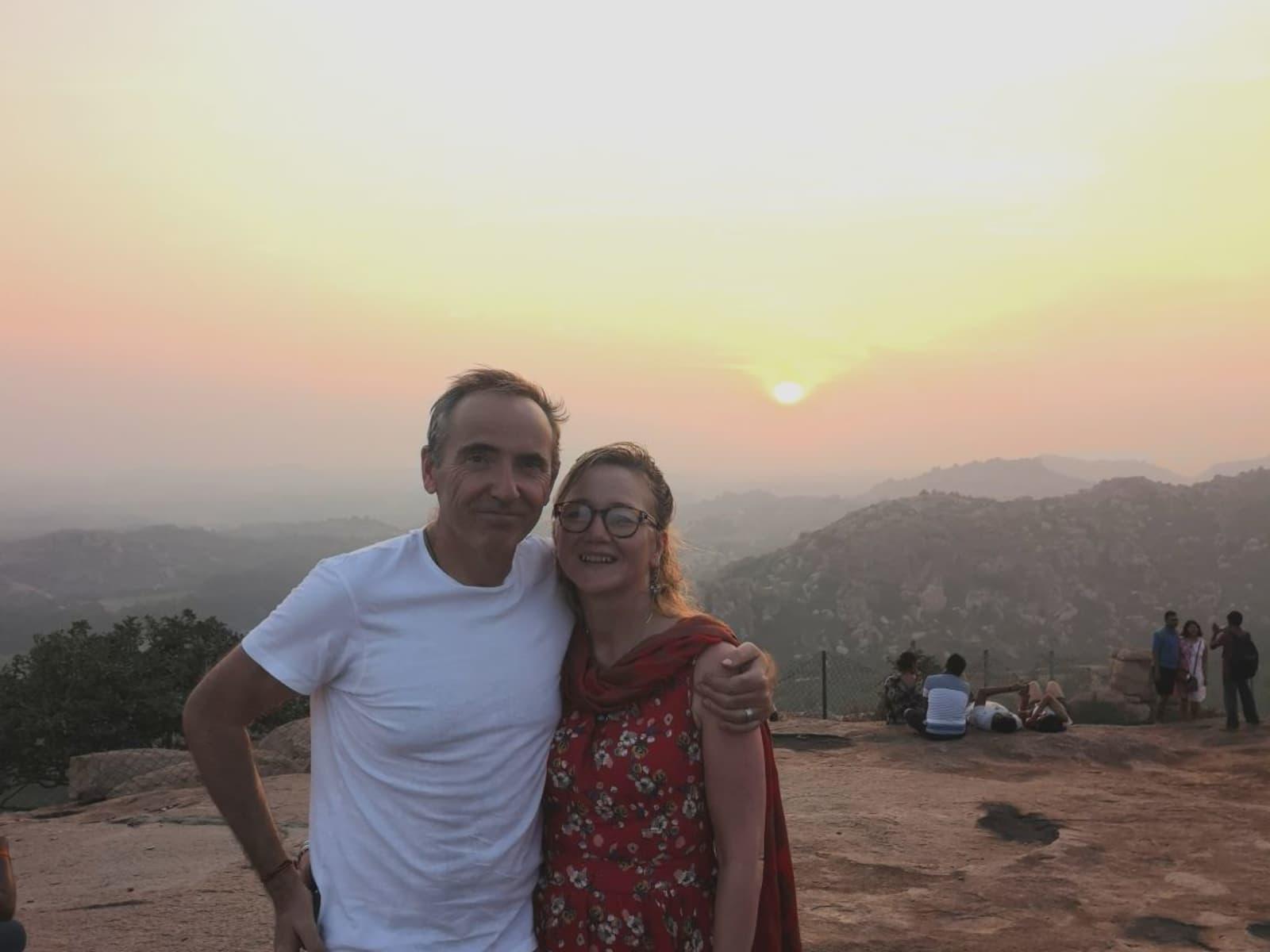 Tony & Sheila from Maryport, United Kingdom