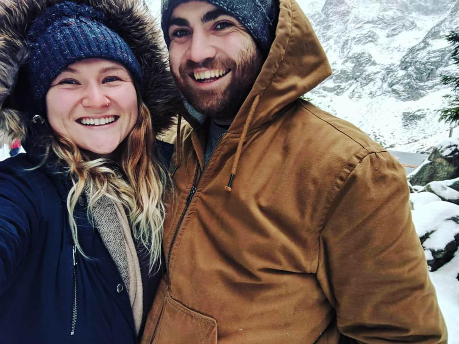 Amber & Matt from Birmingham, United Kingdom
