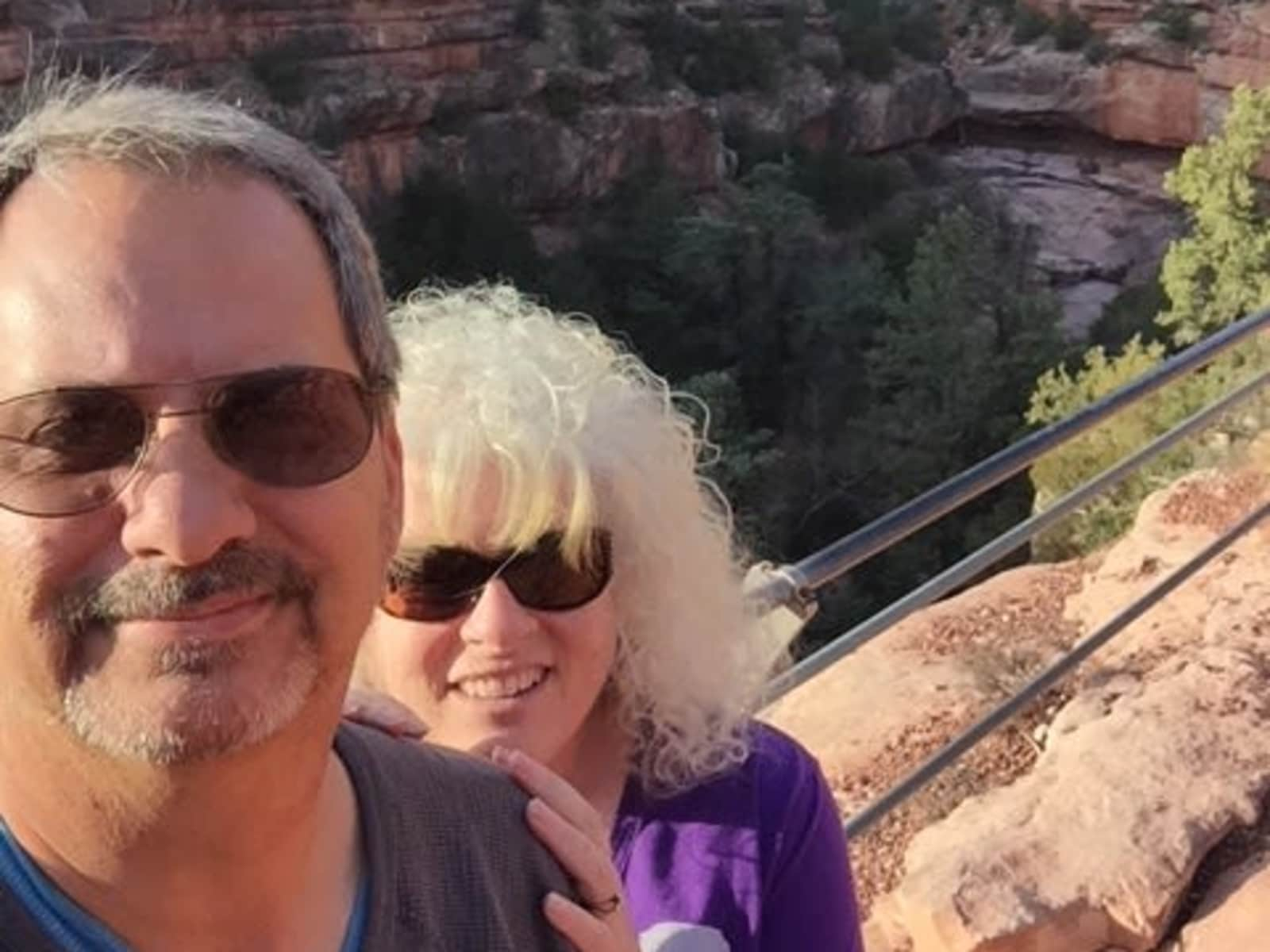 Sherry & Mark from Sierra Vista, Arizona, United States