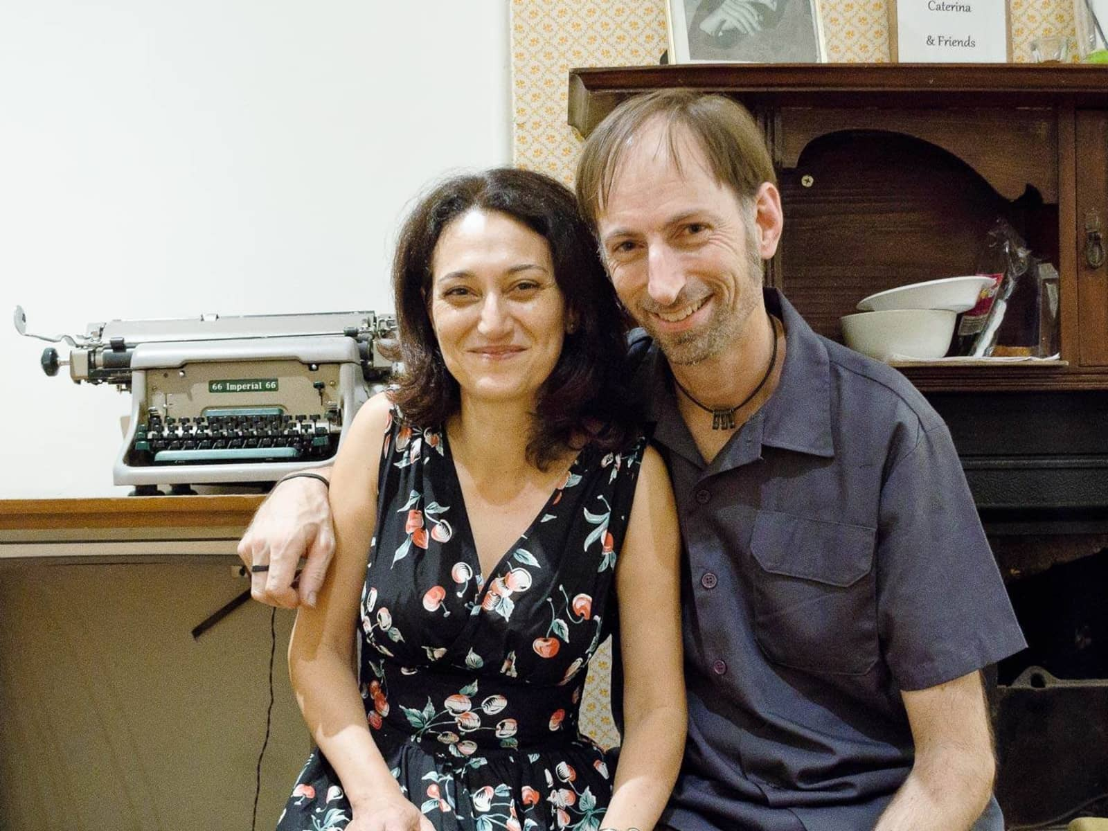 Caterina & Mike from Sydney, New South Wales, Australia
