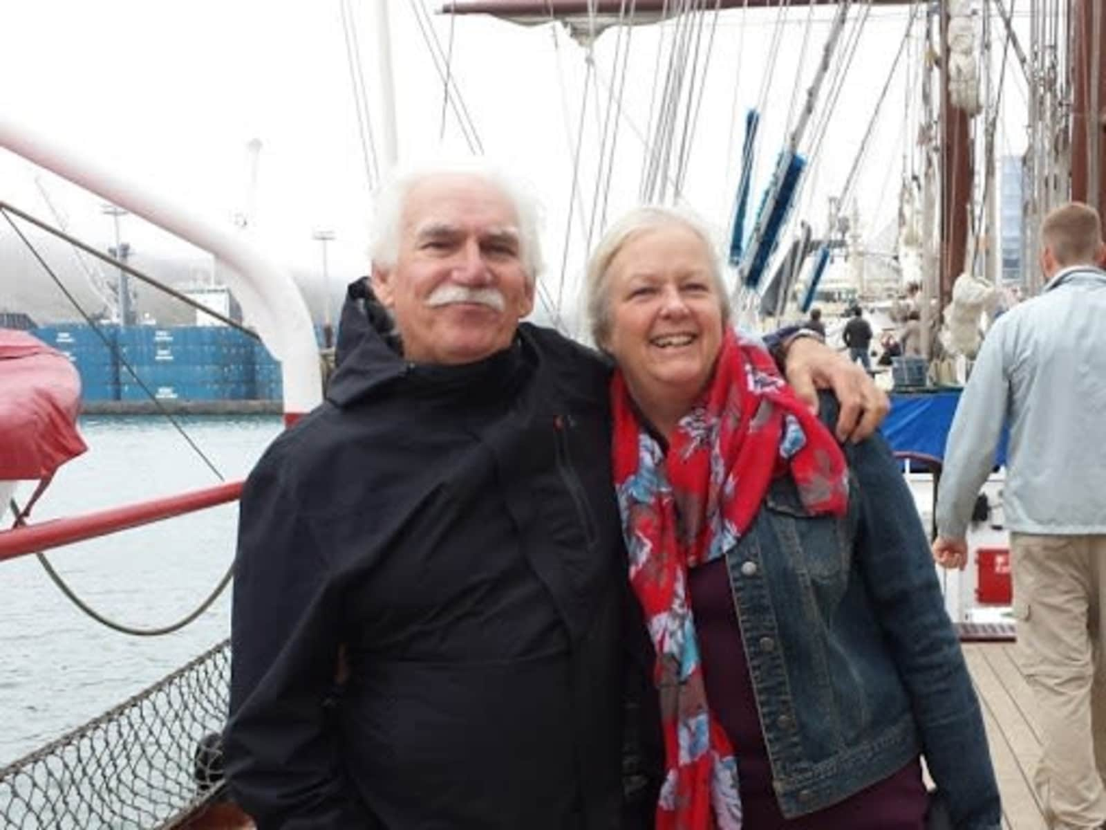 Melinda & Phil from Sidney, British Columbia, Canada