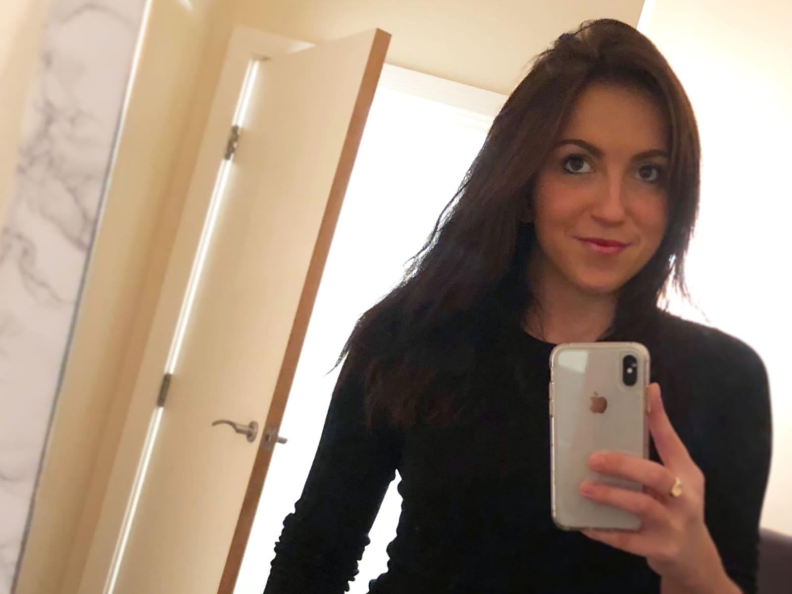 Daniela from Birmingham, United Kingdom