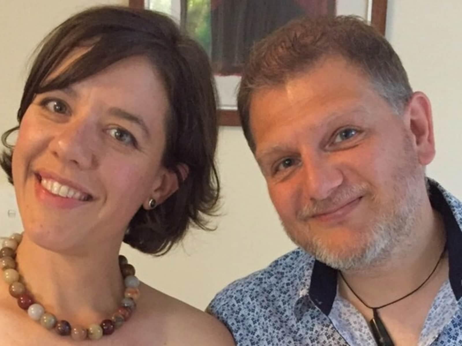 Tara & Alastair from Christchurch, New Zealand