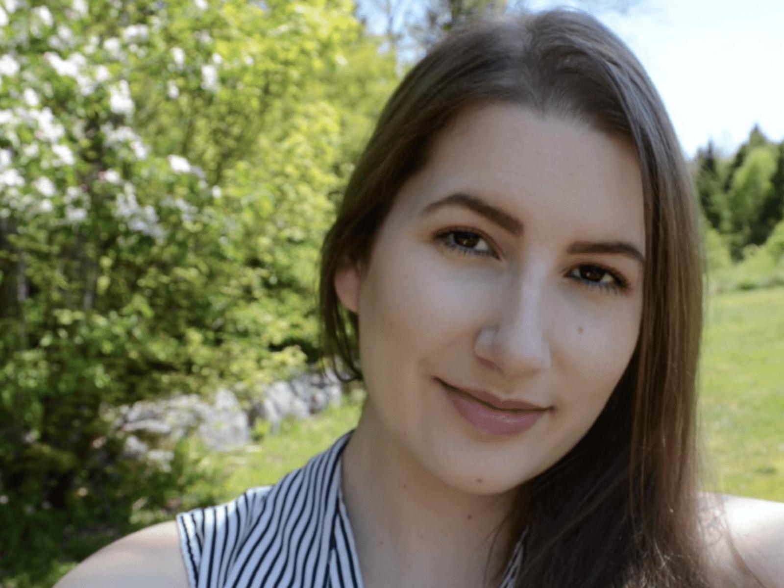Rebecca from Halifax, Nova Scotia, Canada