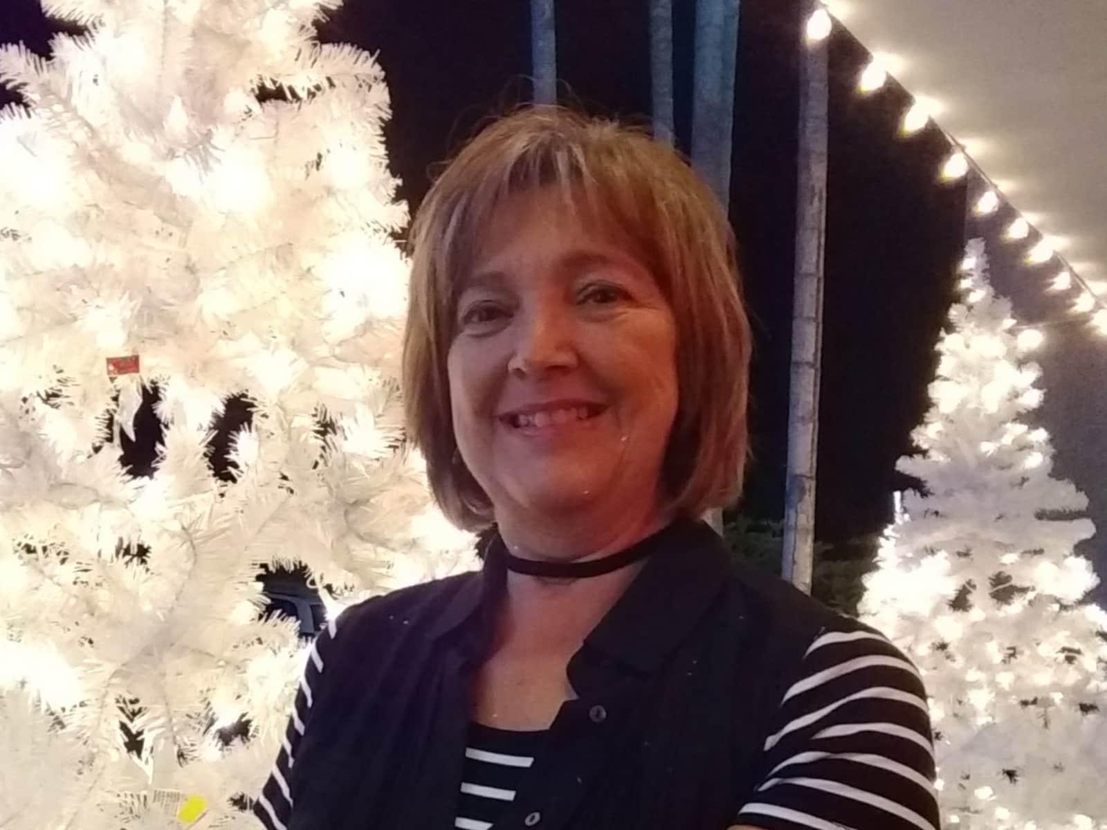 Suzanne from Québec, Quebec, Canada
