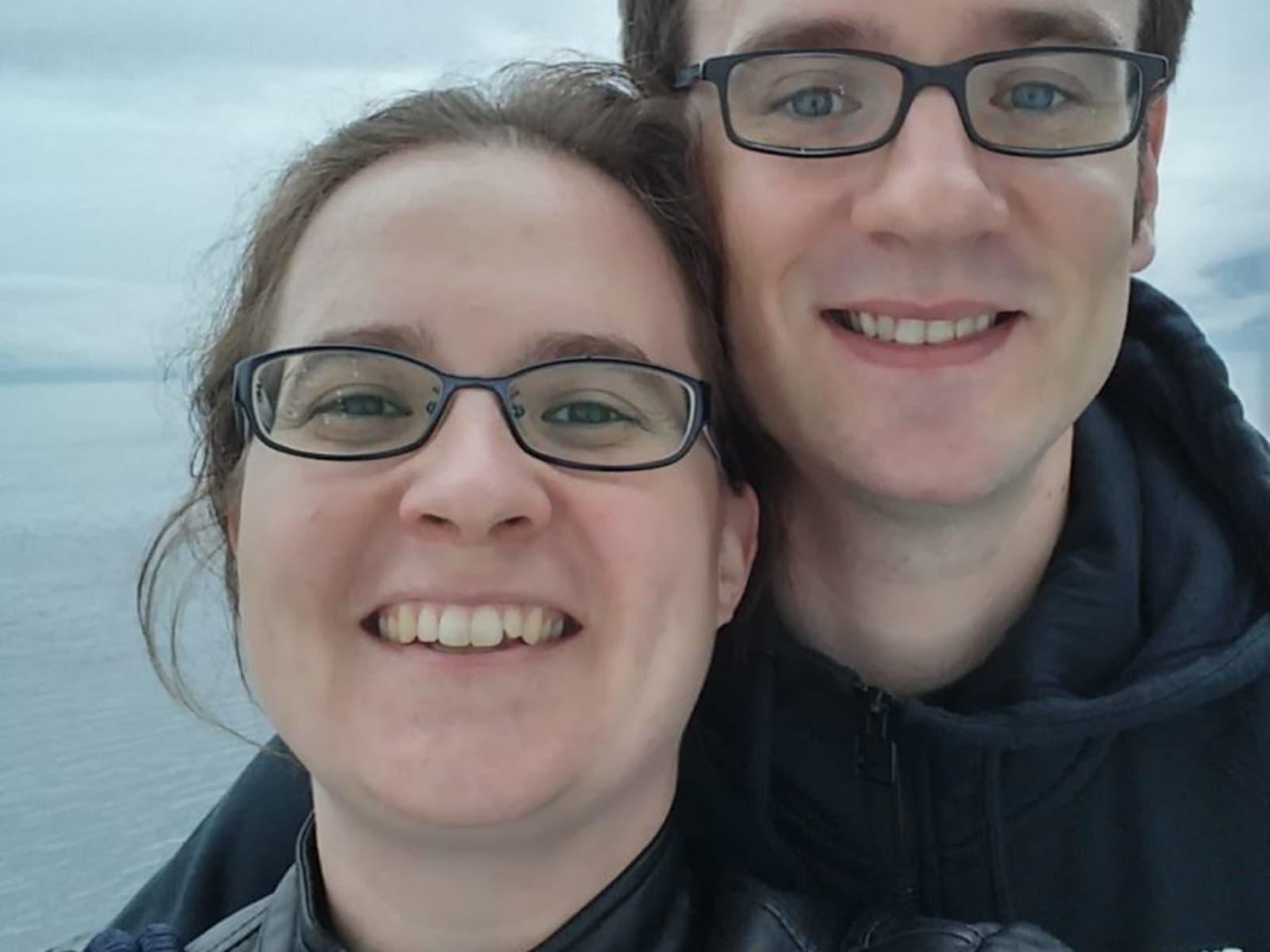Terri & Kris from Agassiz, British Columbia, Canada