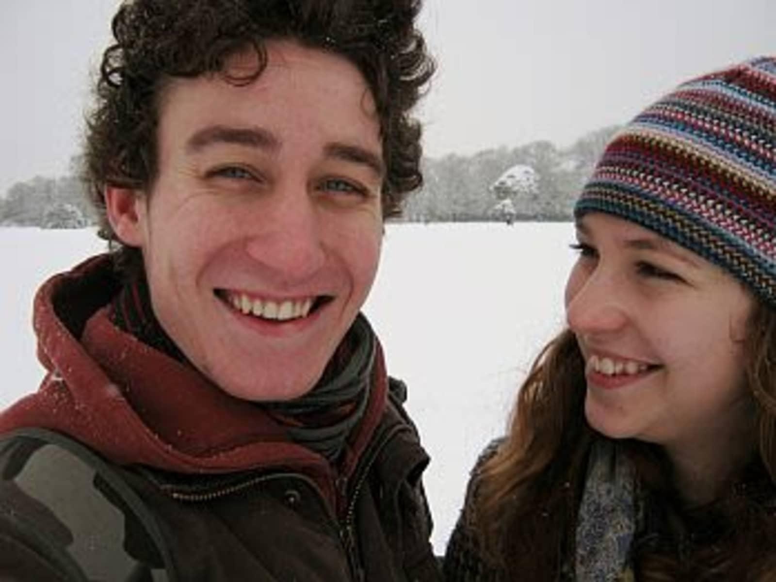 Katherine & Tom from Lymington, United Kingdom