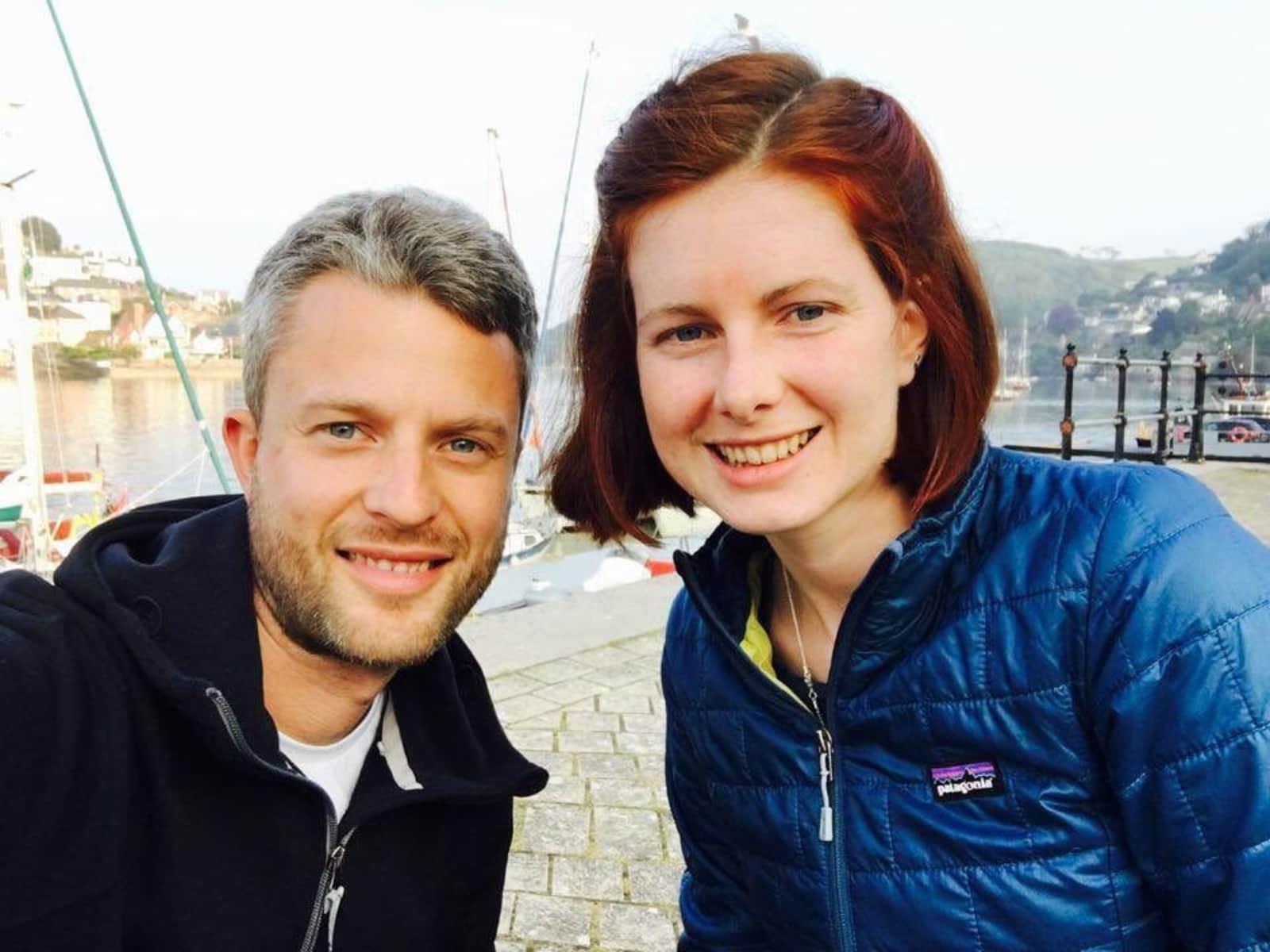Elle & Rupert from Edinburgh, United Kingdom