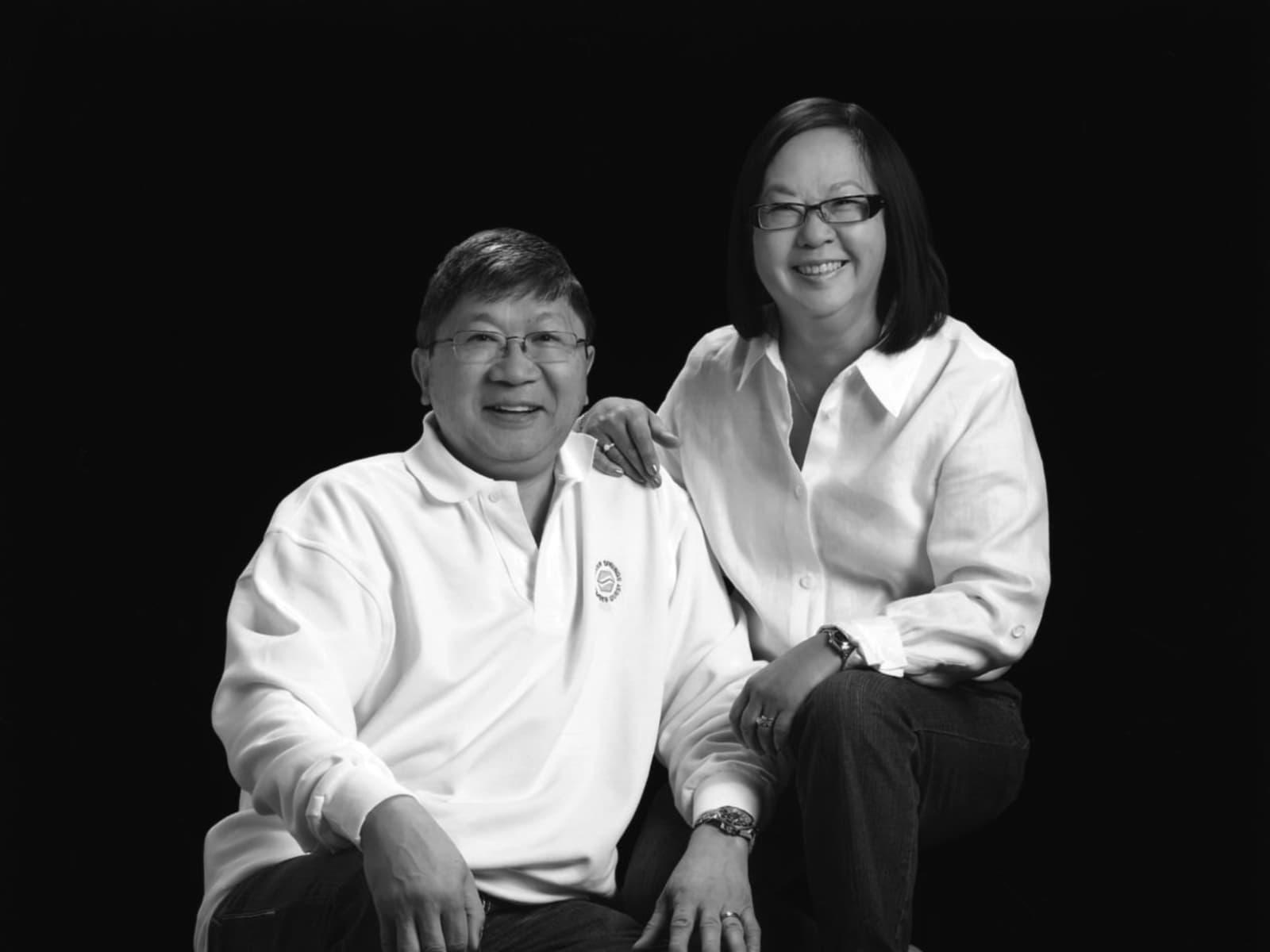 Michael & Donna from Calgary, Alberta, Canada