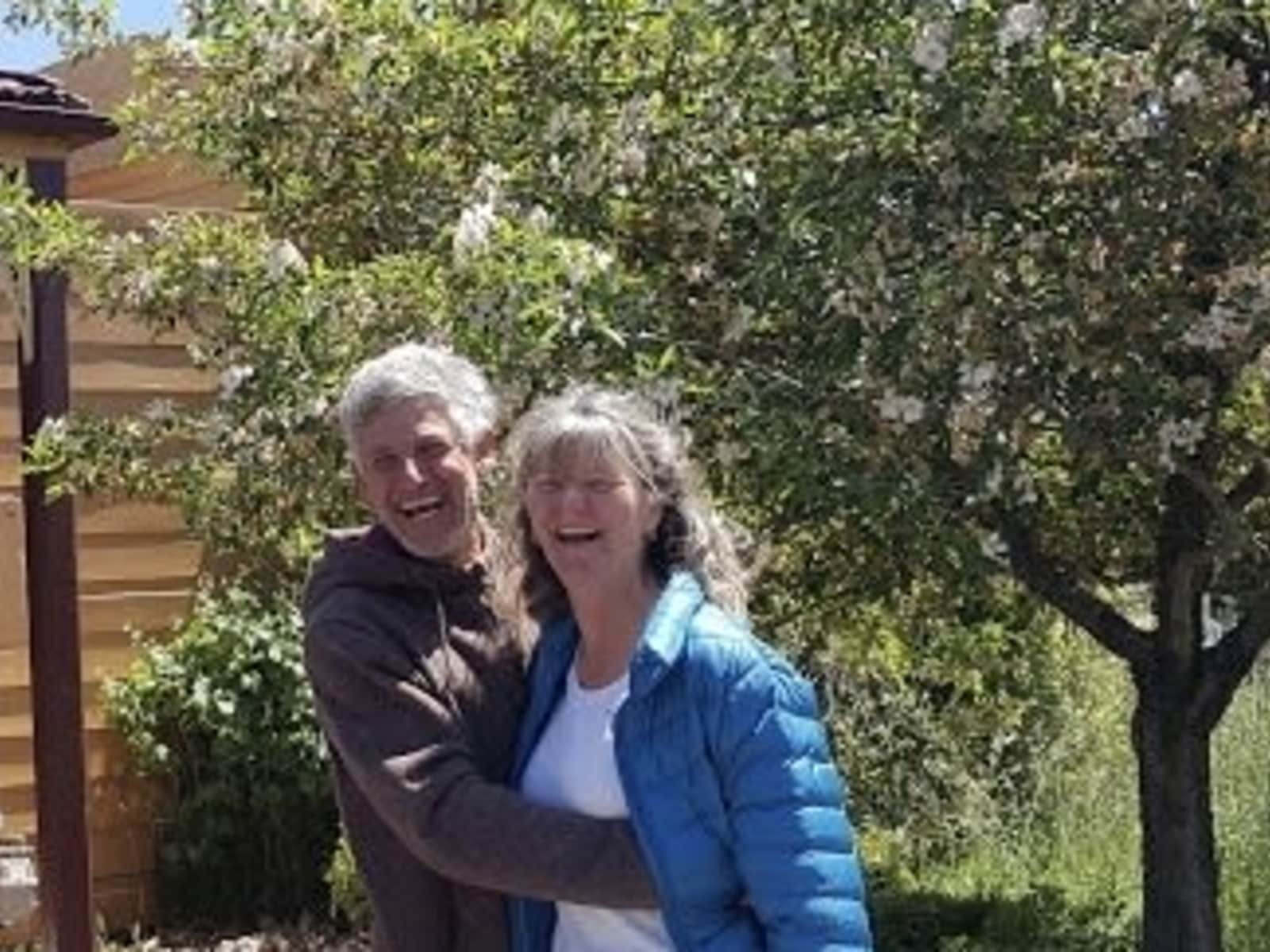 Sue & Ron from Orange, New South Wales, Australia
