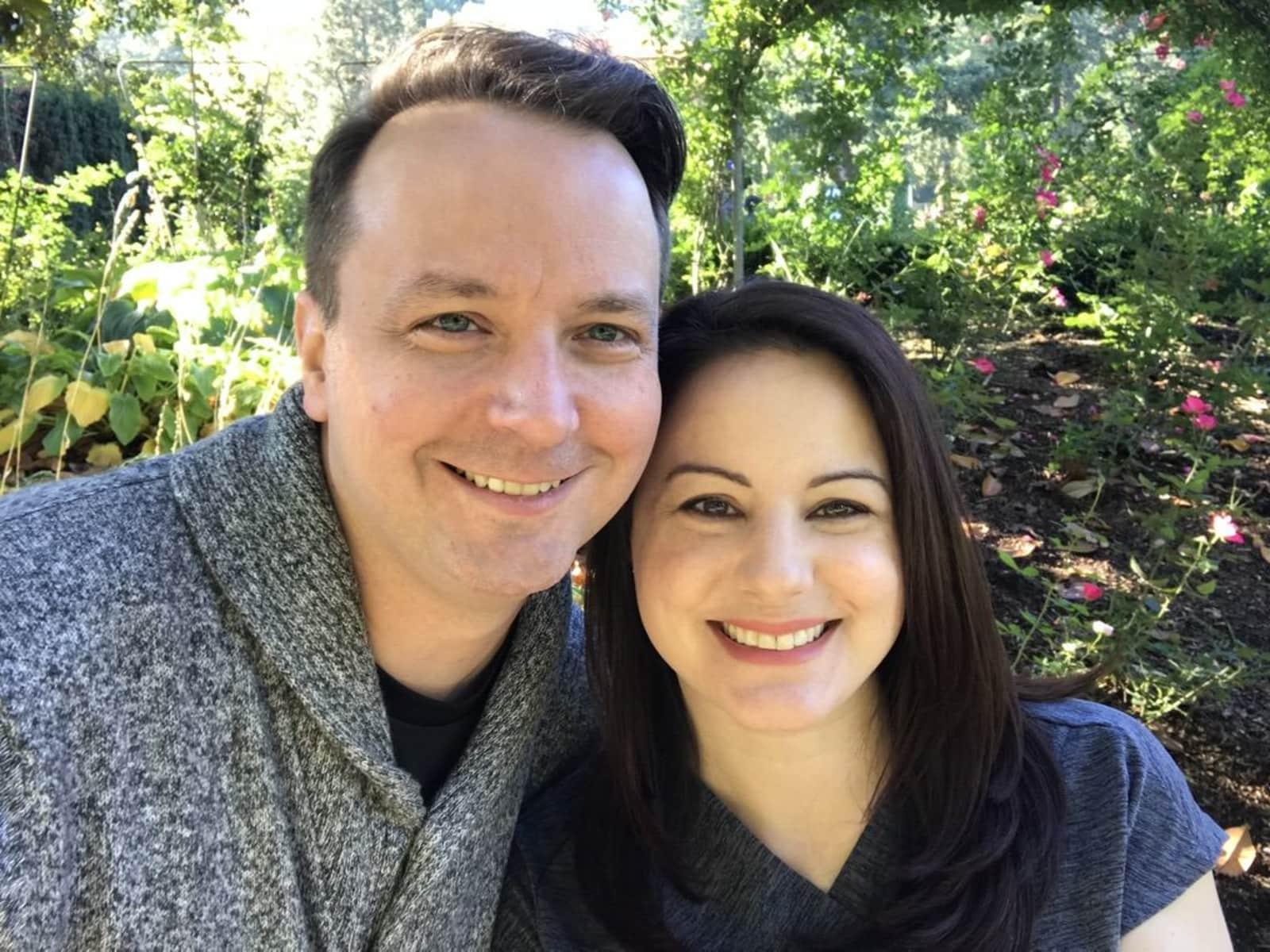 Jim & Marisa from Saint Petersburg, Florida, United States