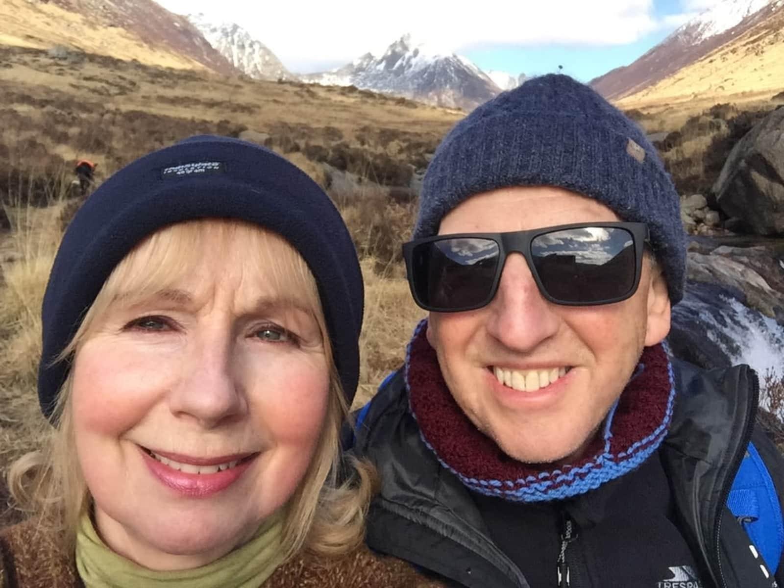 Chris & Helen from Ripon, United Kingdom