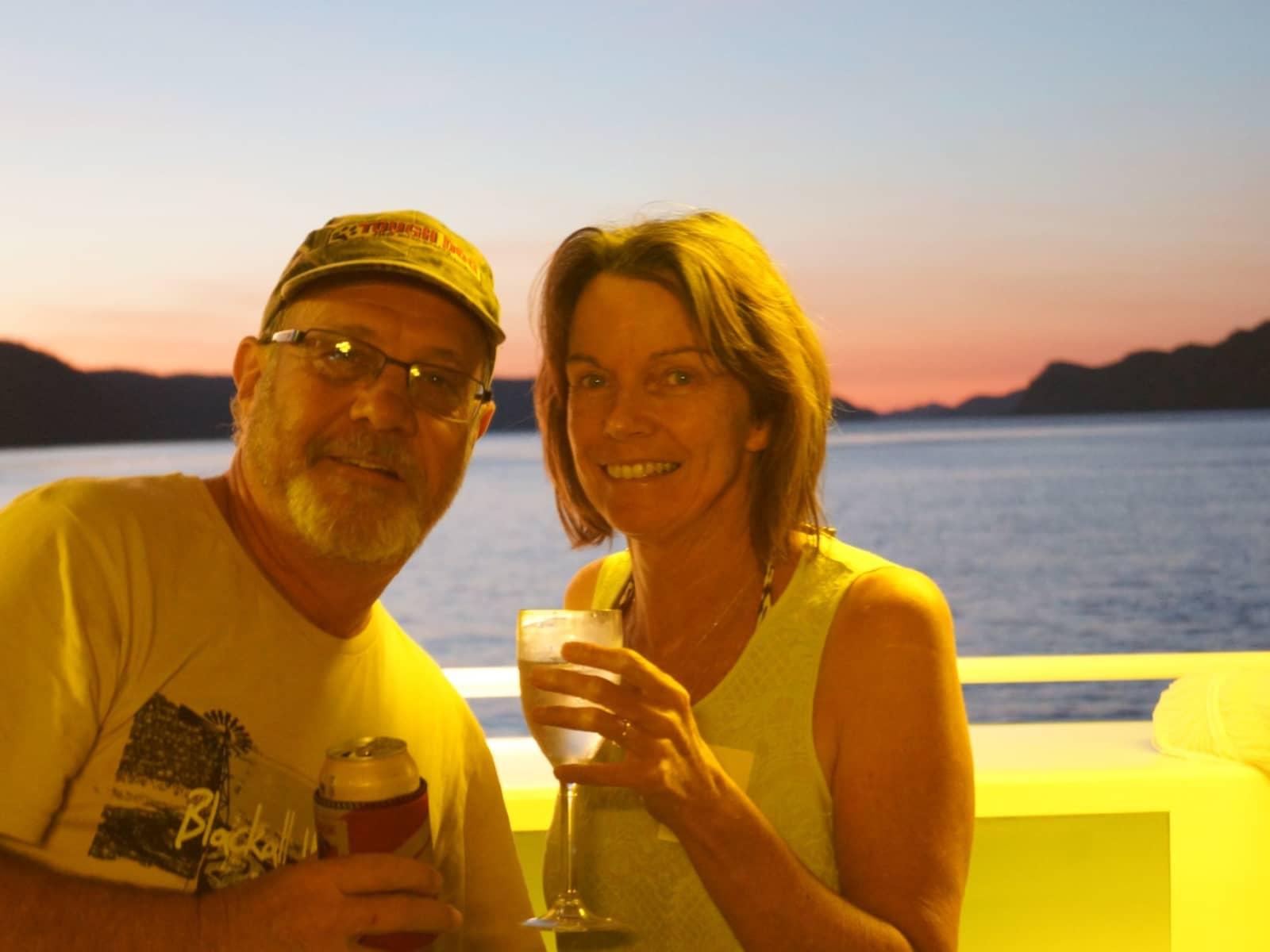 Gelena & Nick from South West Rocks, New South Wales, Australia