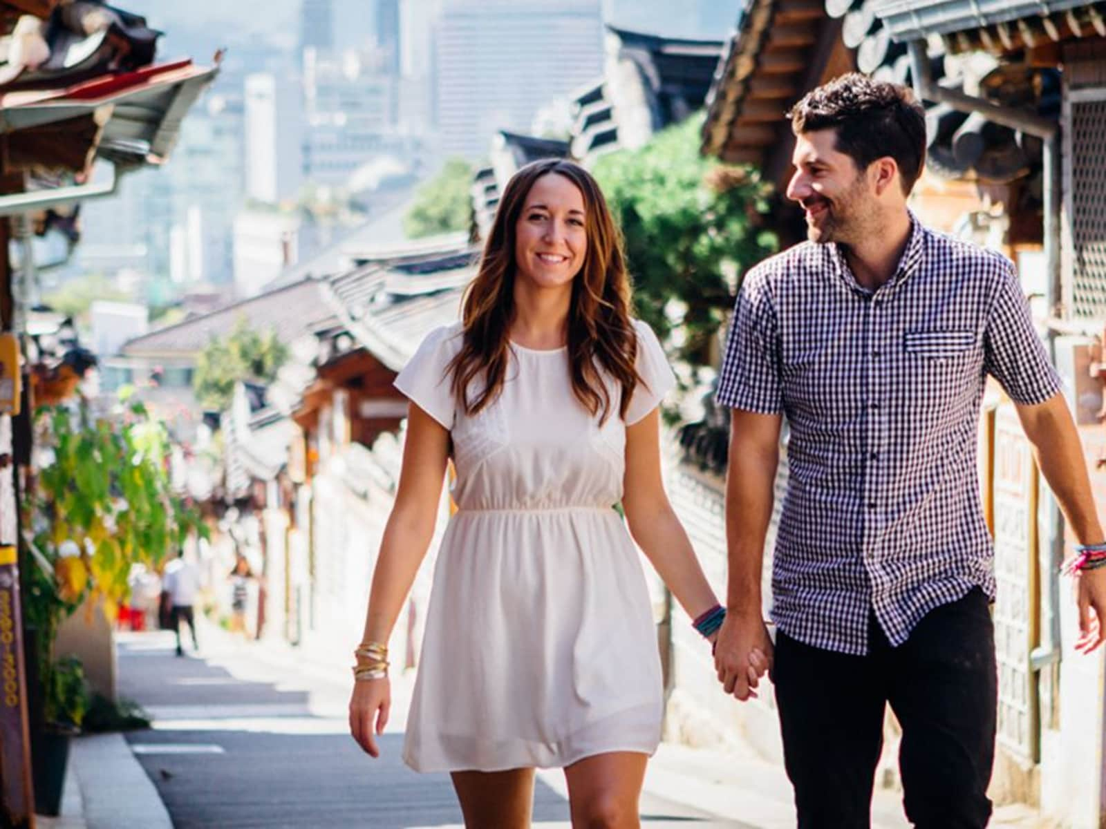Scott & Megan from Huntington Beach, California, United States