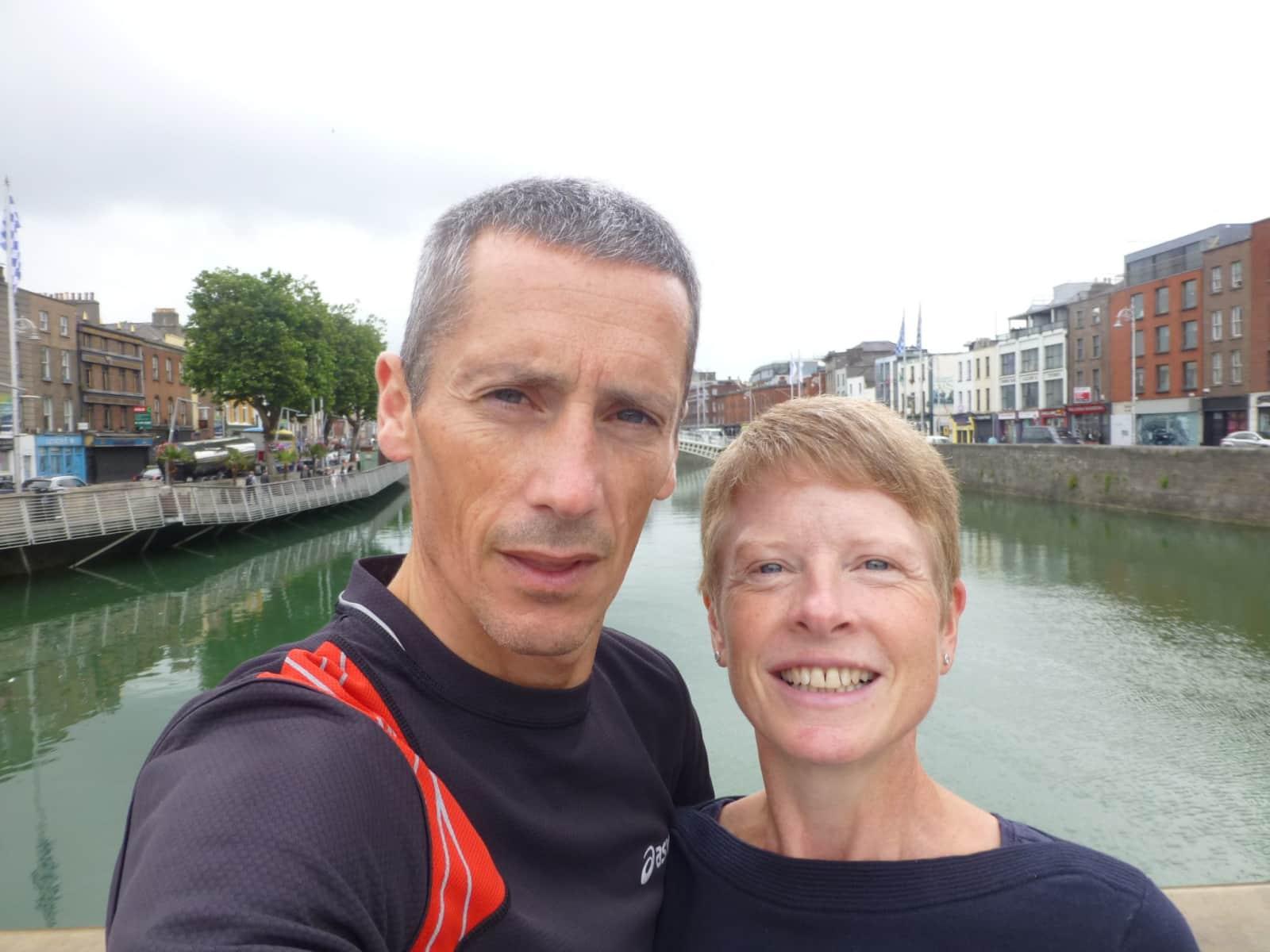 Andrea & Tony from Newcastle upon Tyne, United Kingdom