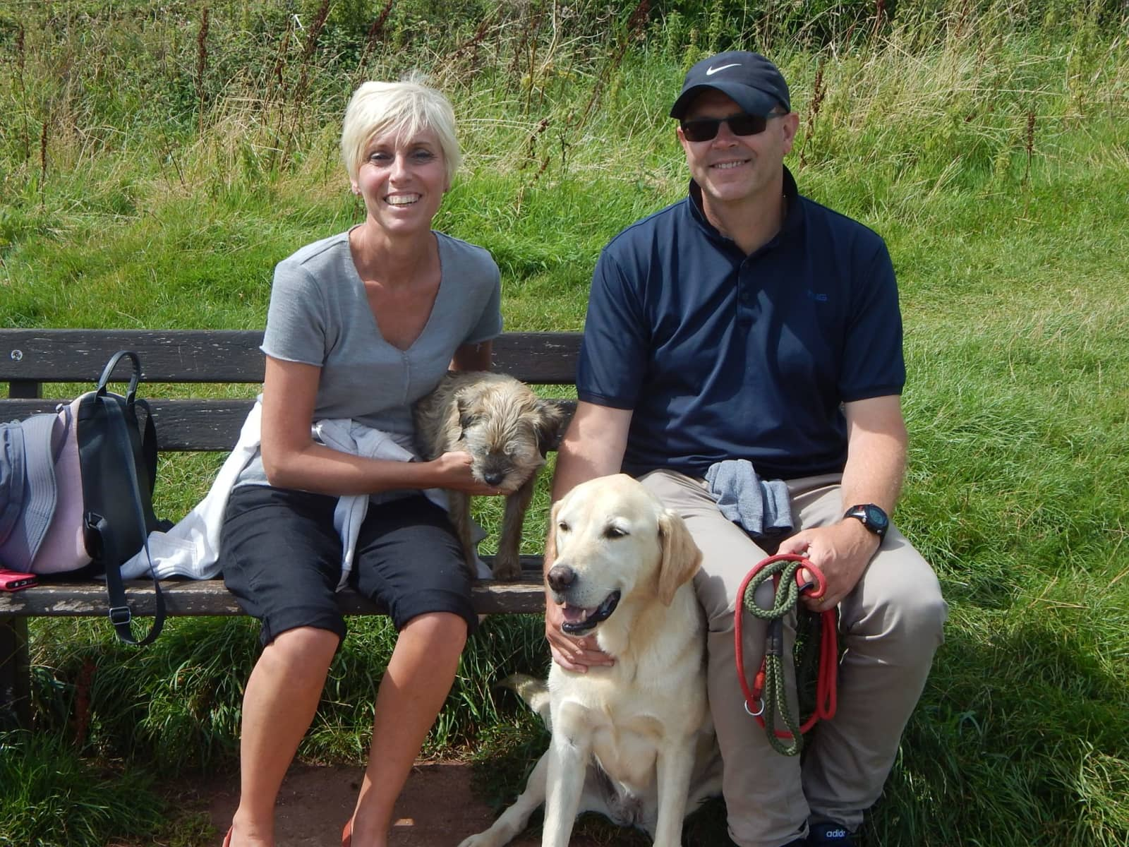 June & David from Glasgow, United Kingdom
