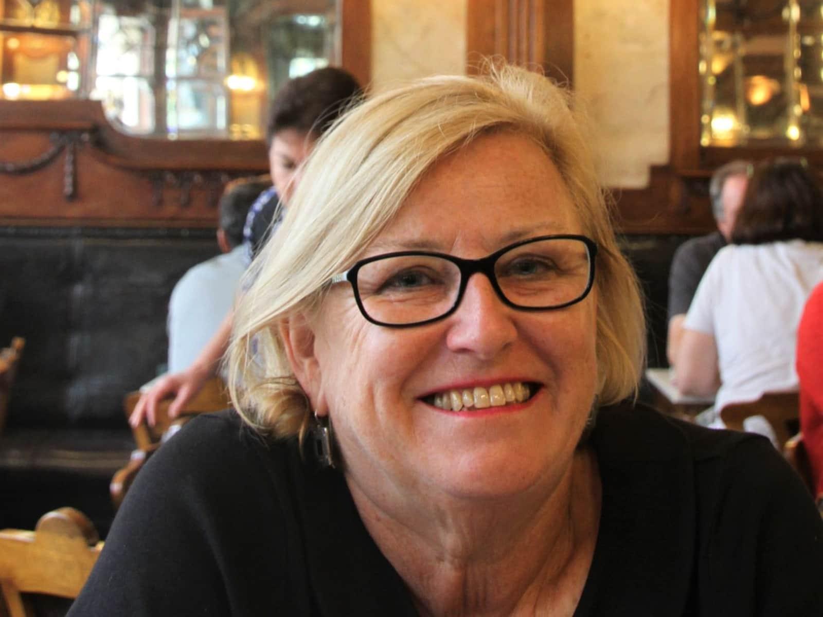 Joanne from Melbourne, Victoria, Australia