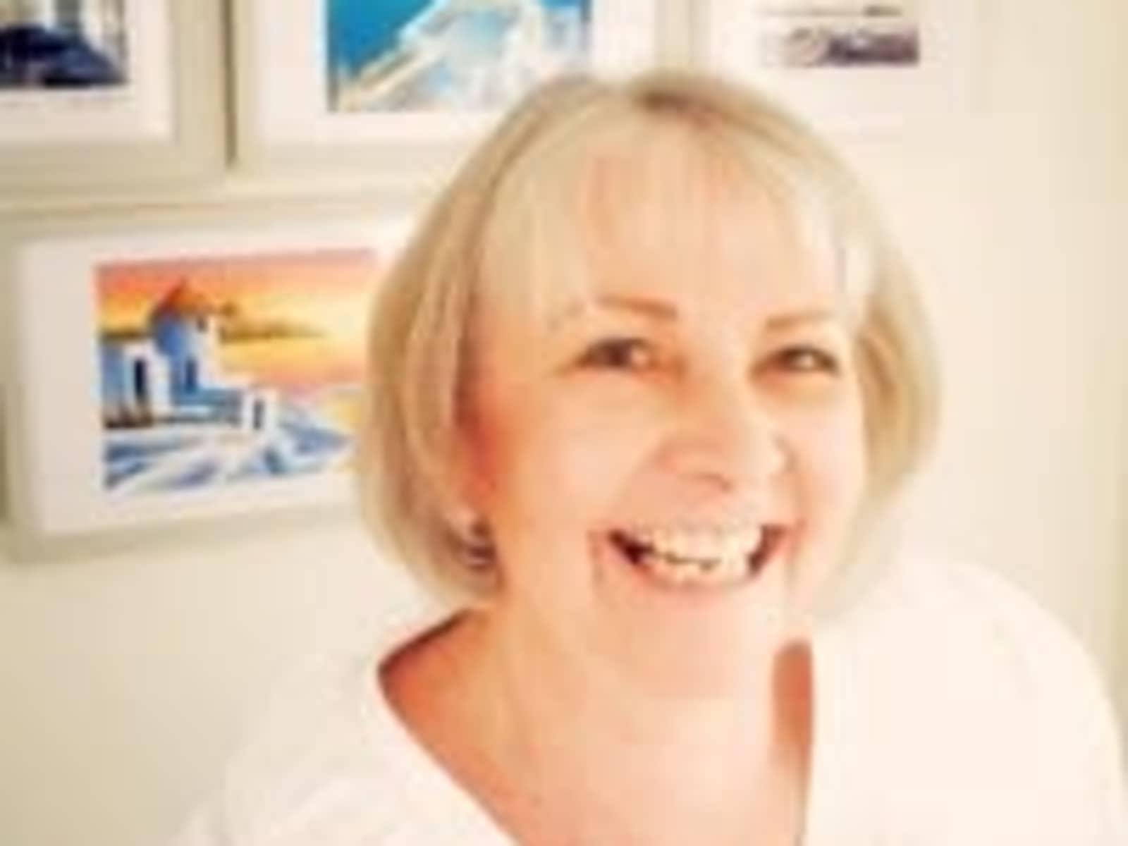 Susan from Brisbane, Queensland, Australia